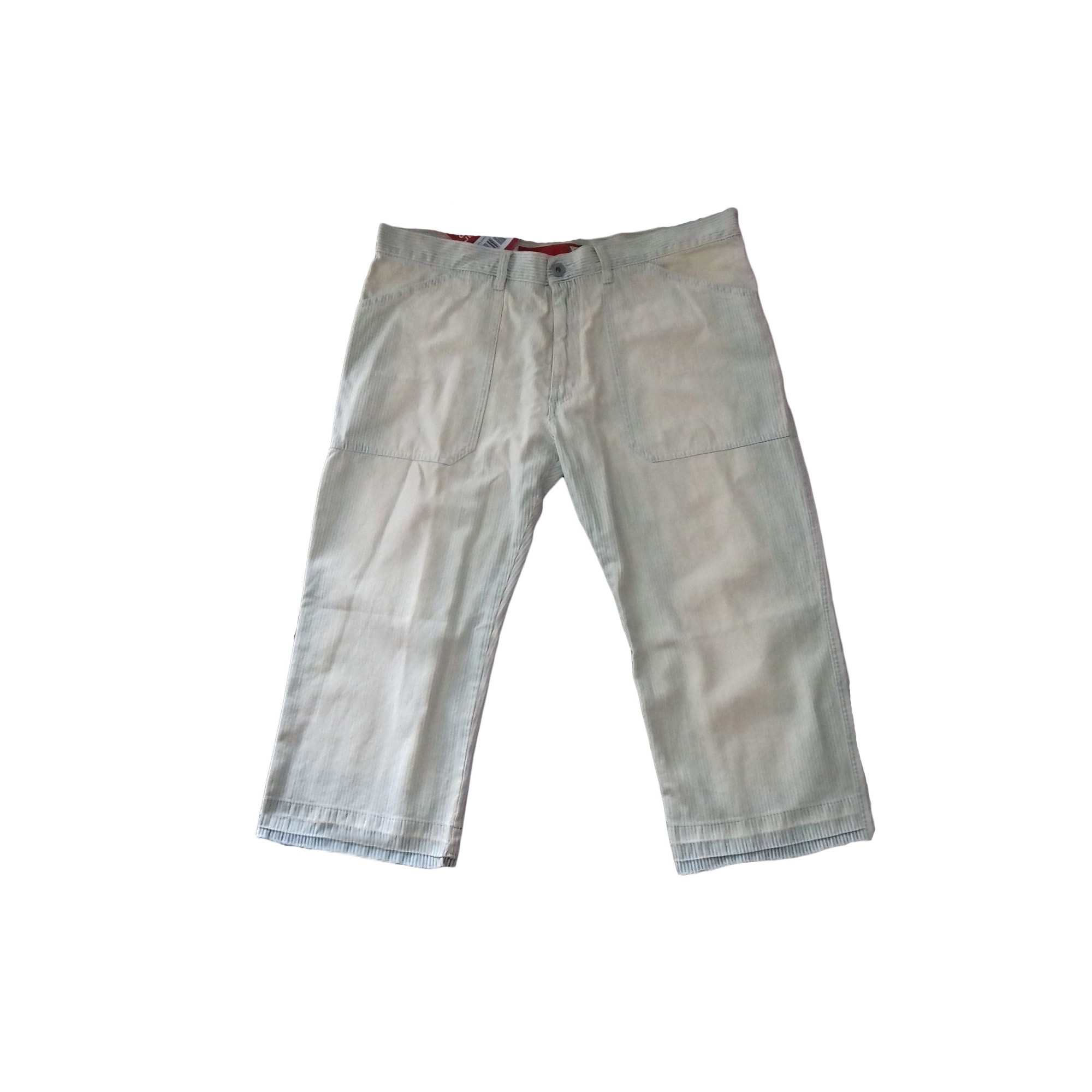 Cropped Pants GUESS Multicolor