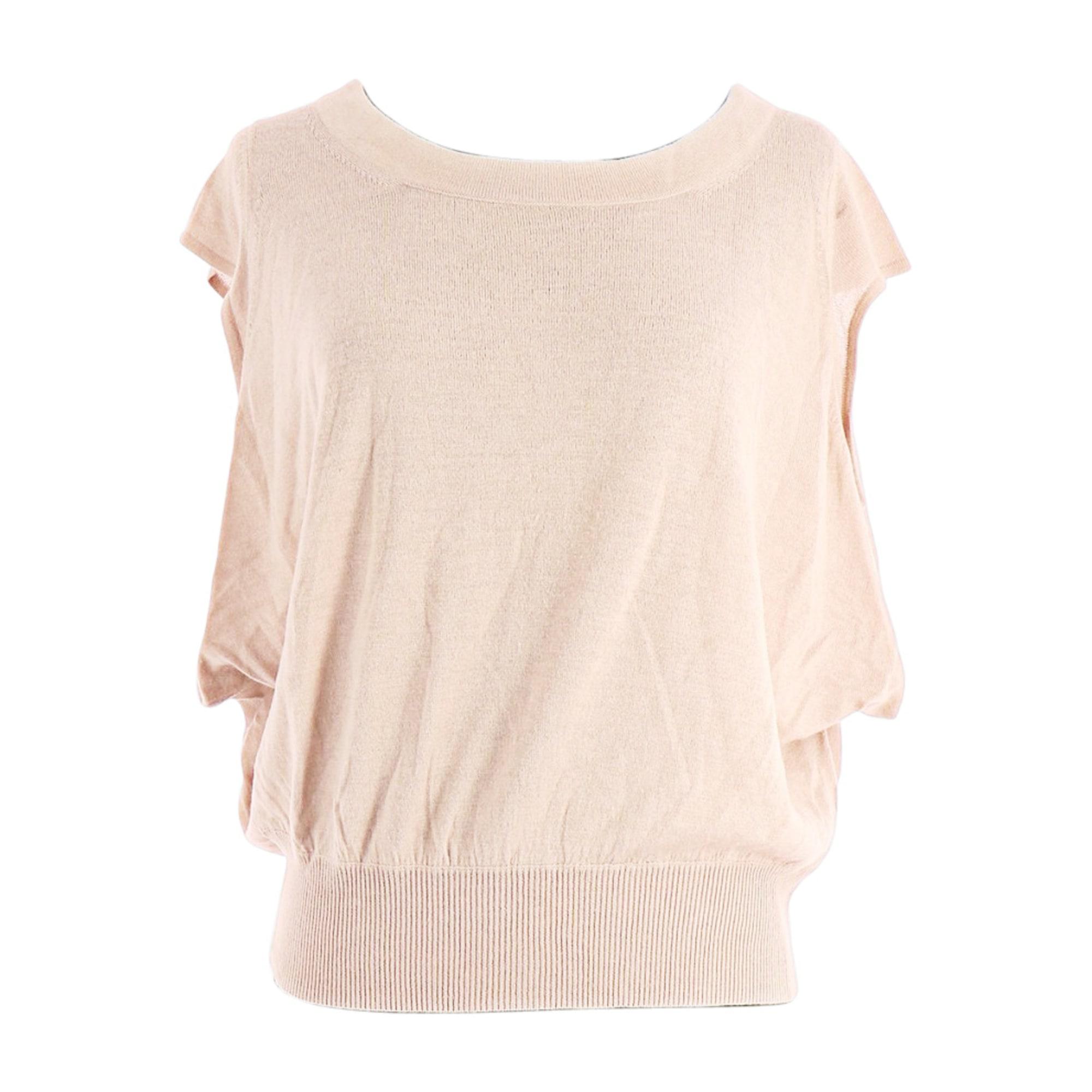Top, tee-shirt VANESSA BRUNO Rose, fuschia, vieux rose