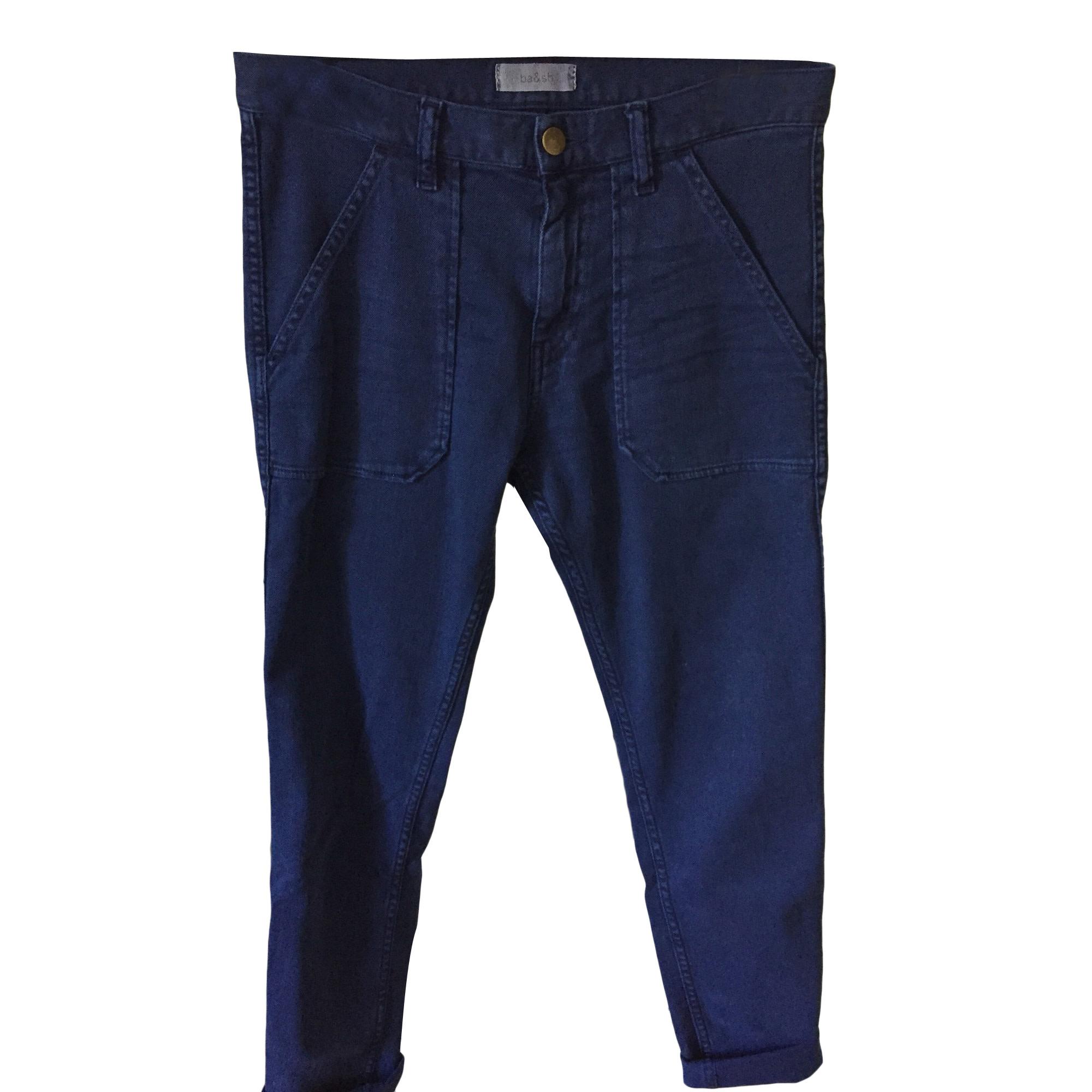Straight-Cut Jeans  BA&SH Blau, marineblau, türkisblau