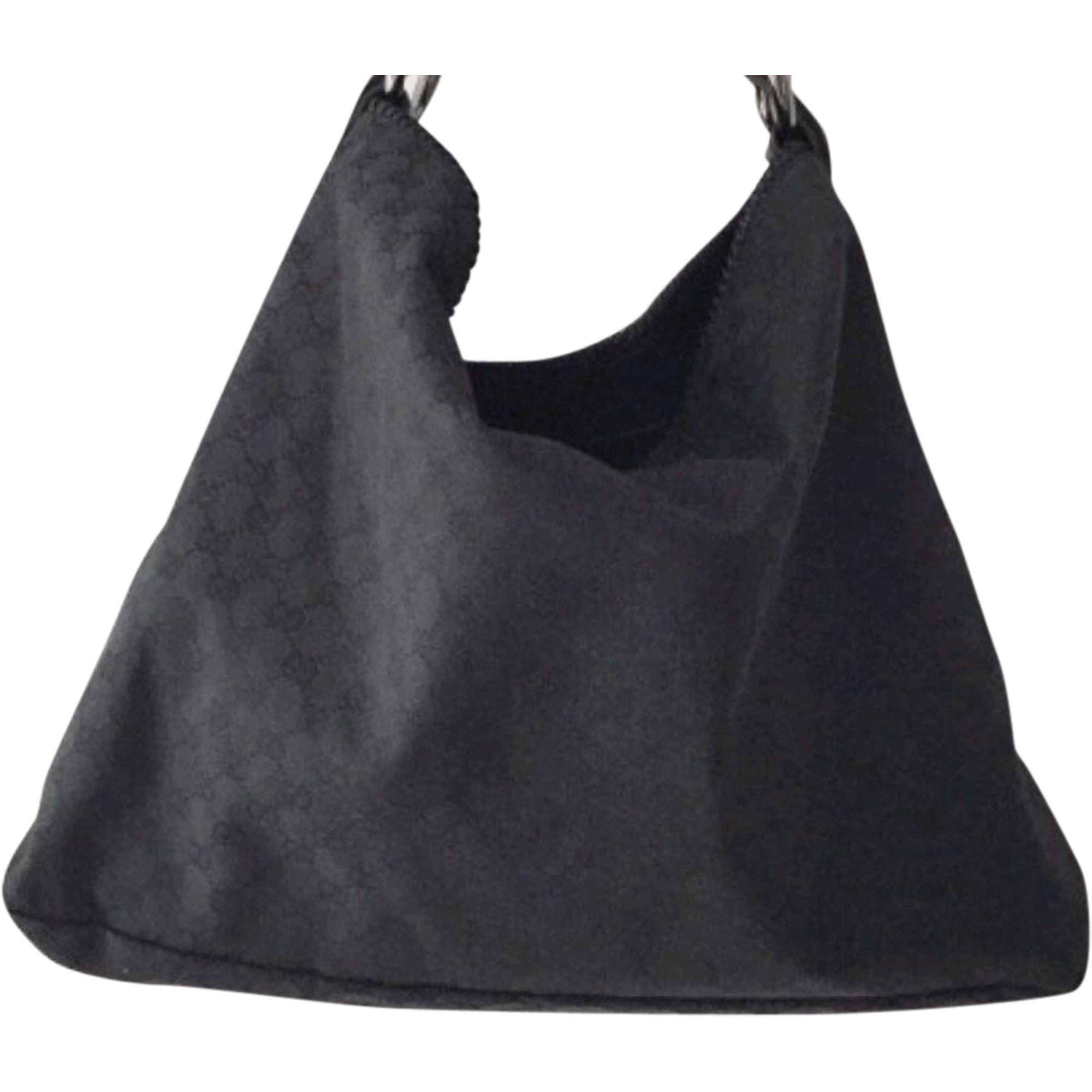Stofftasche groß GUCCI Schwarz