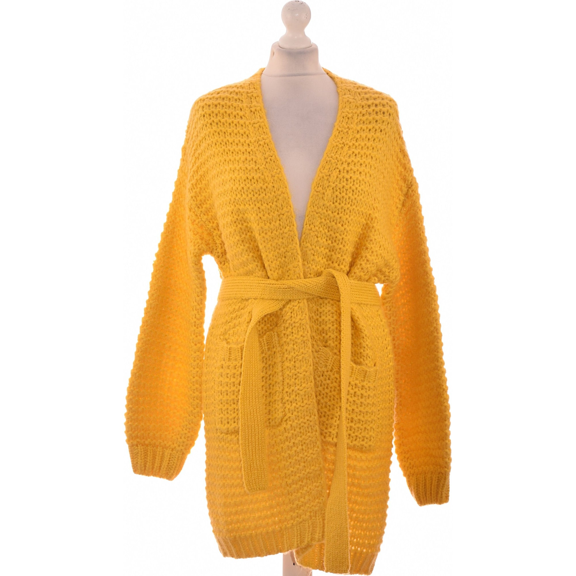 Gilet, cardigan BEL AIR Giallo