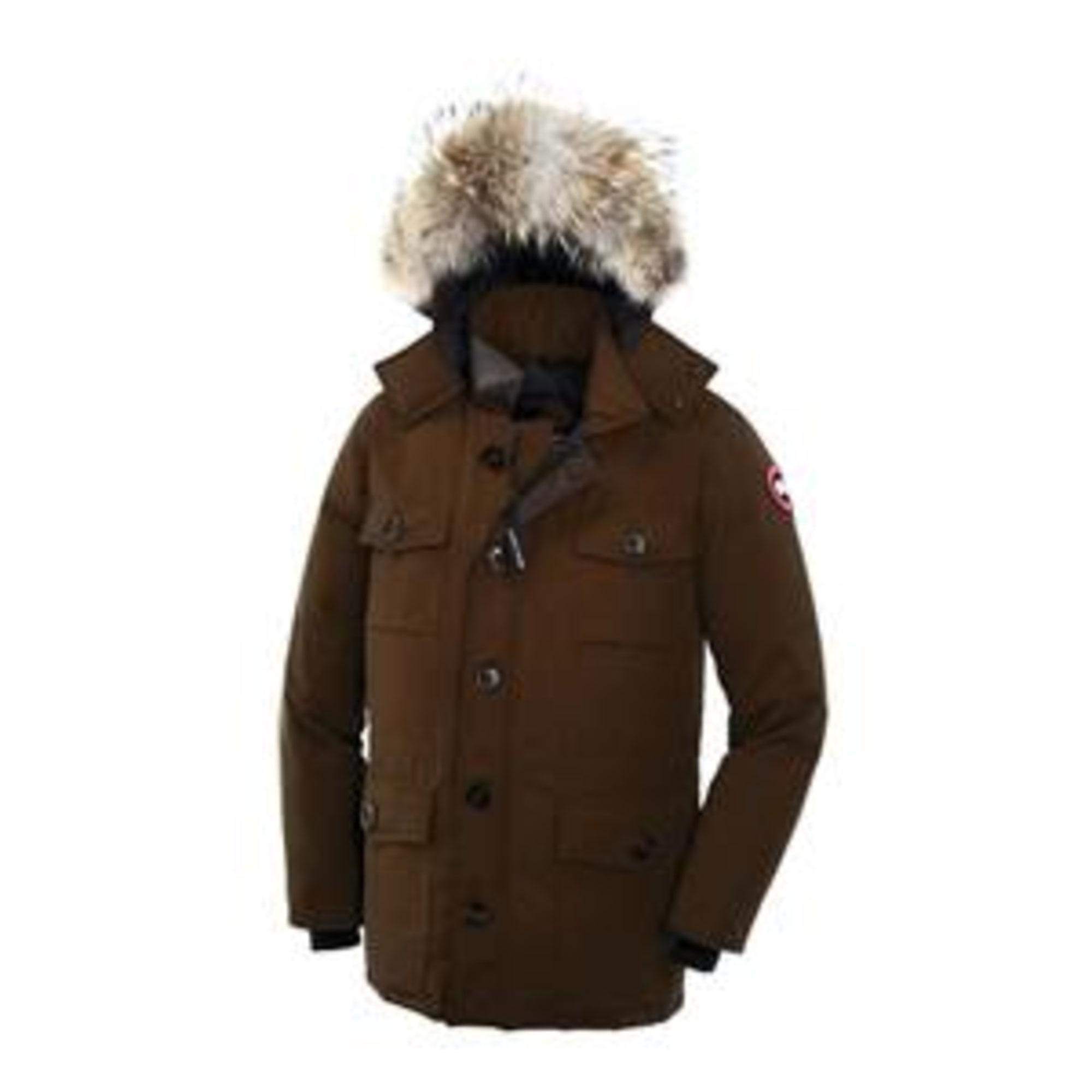 canada goose homme vide dressing