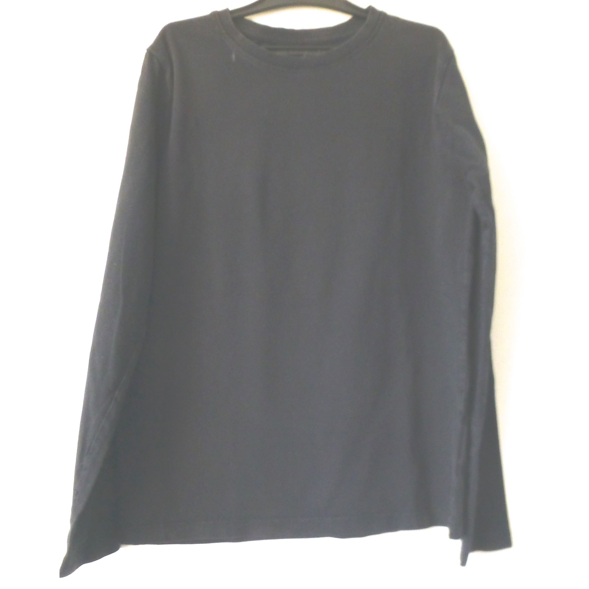 Tee-shirt DU PAREIL AU MÊME DPAM Noir
