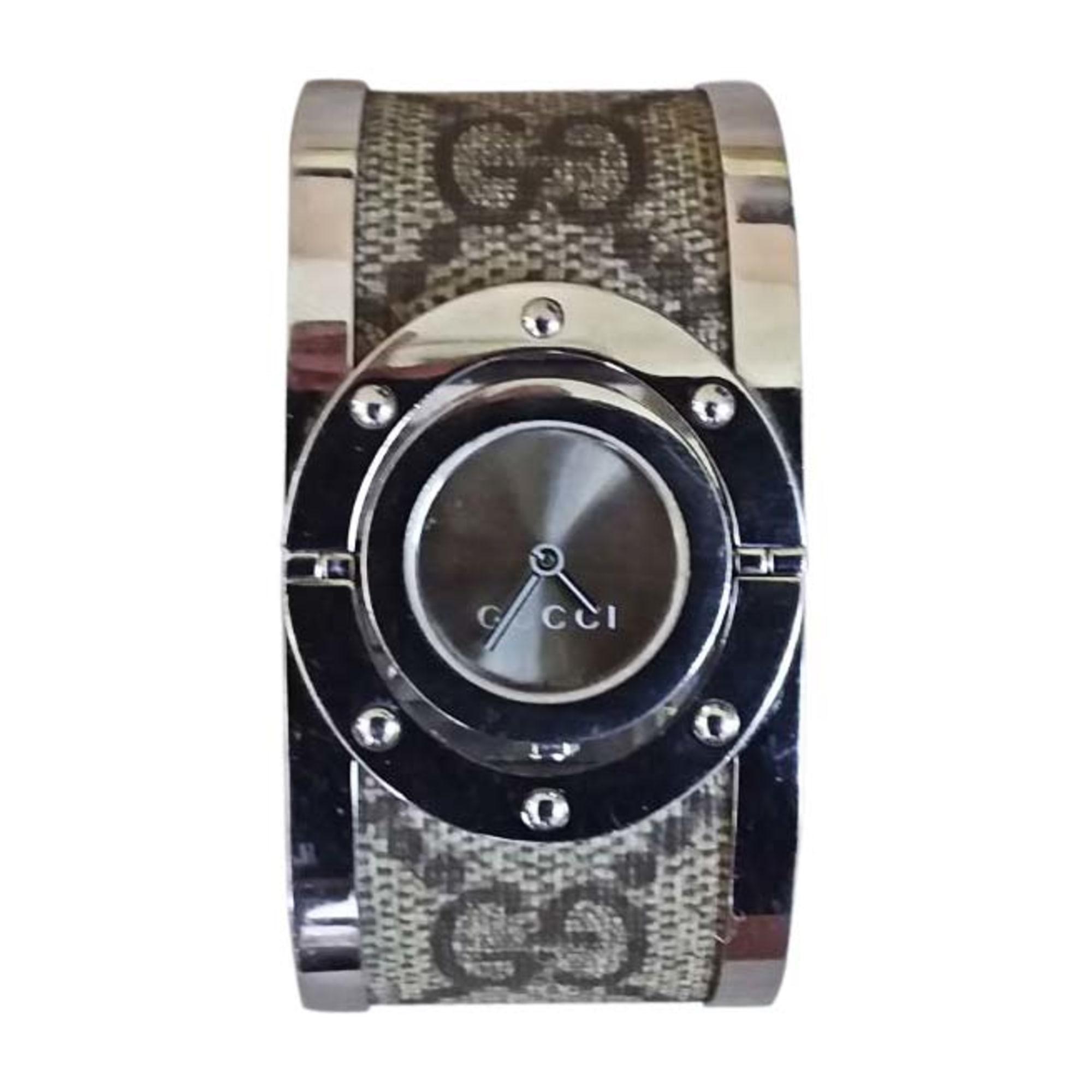 Wrist Watch GUCCI Brown