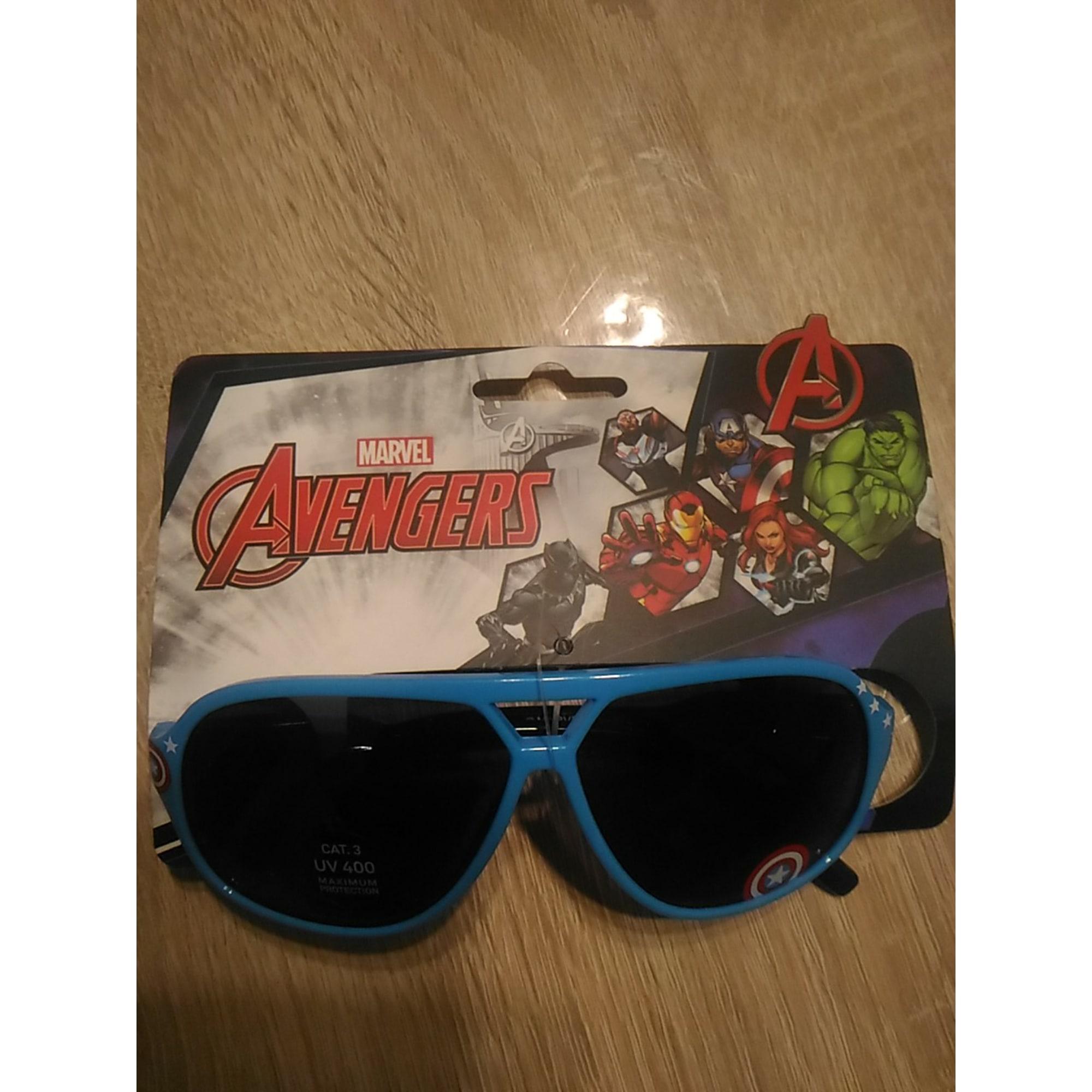 Sunglasses MARVEL Blue, navy, turquoise
