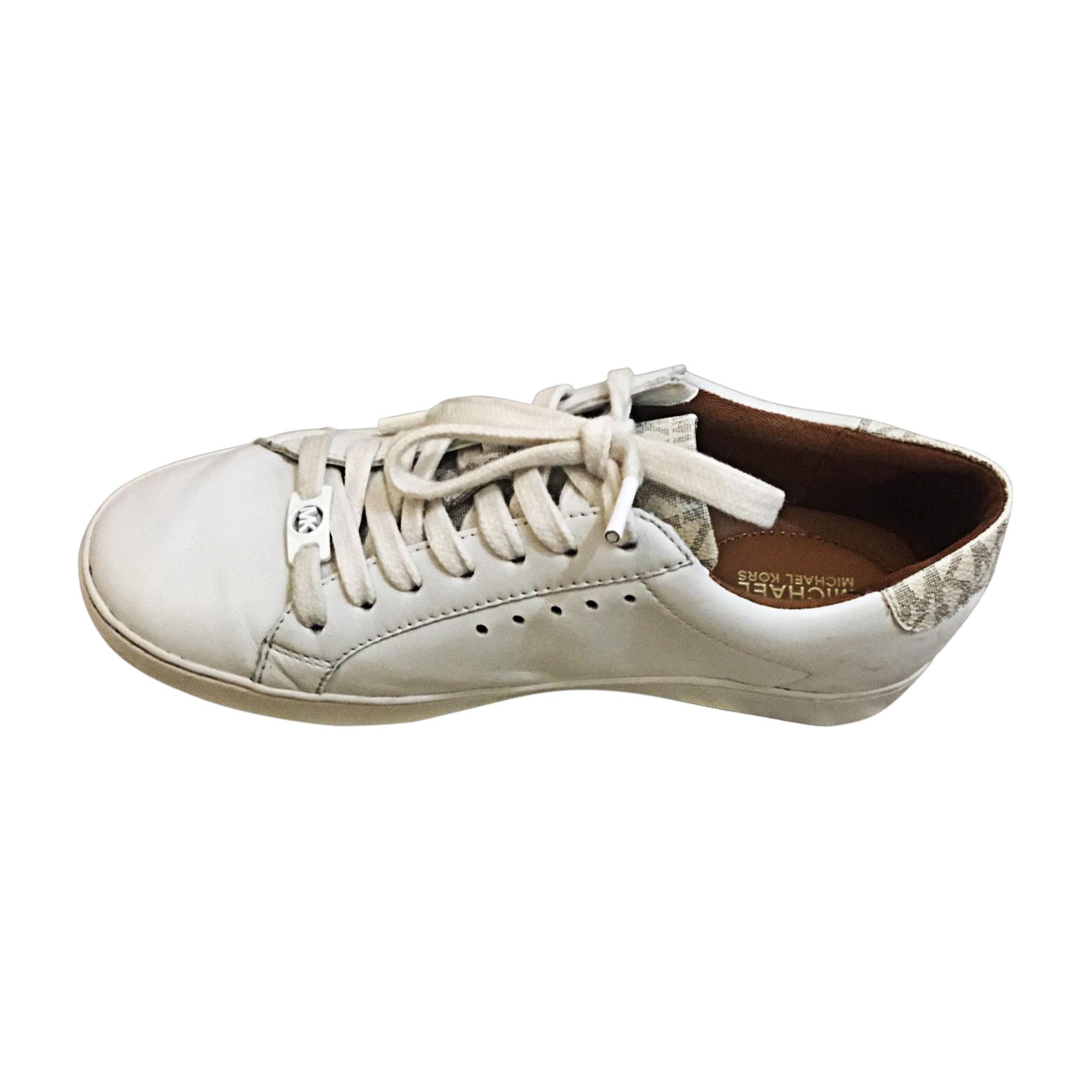 Sneakers MICHAEL KORS White, off-white, ecru