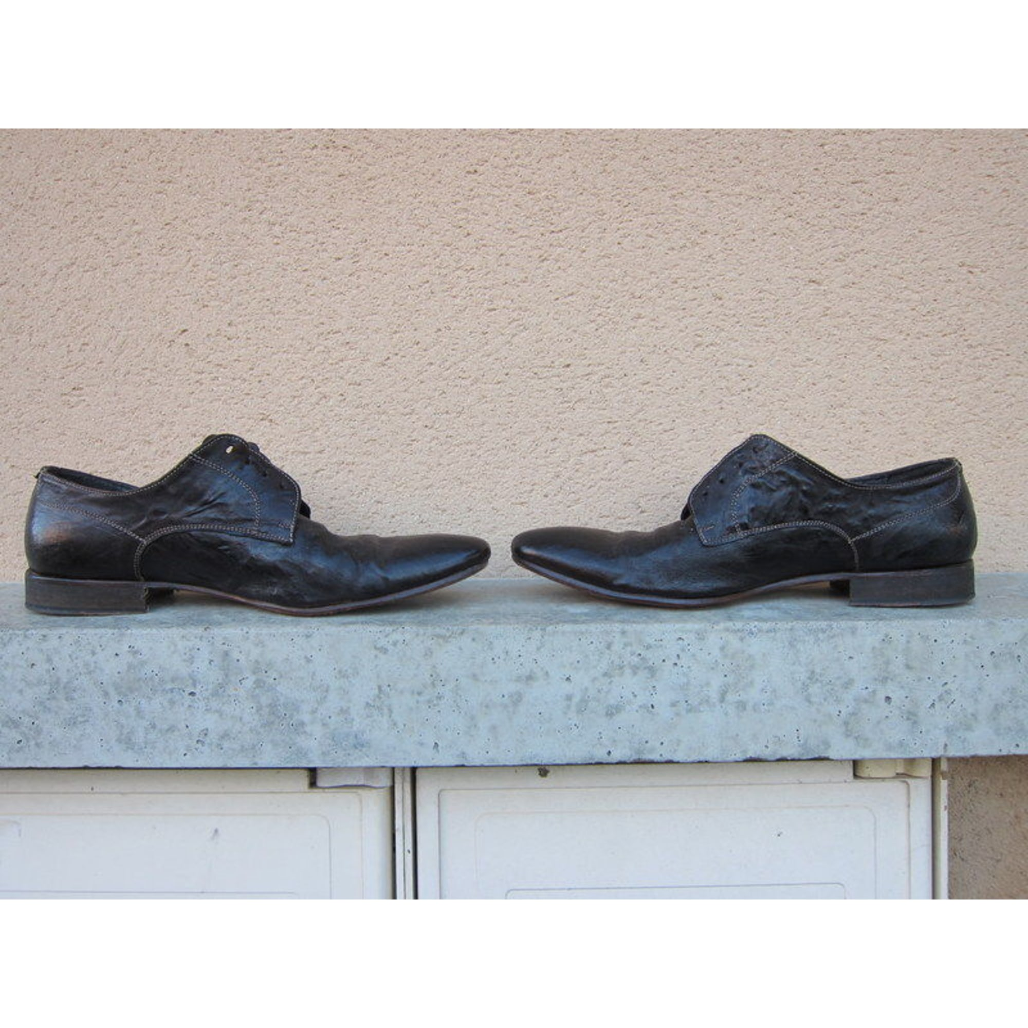 Chaussures à lacets BOCAGE Marron