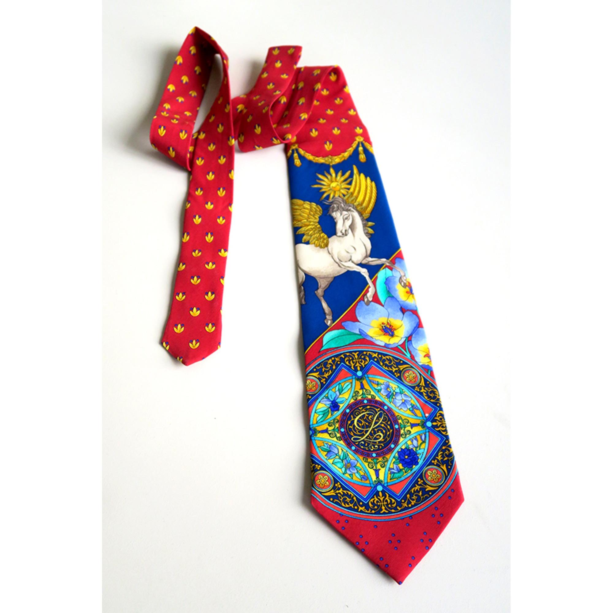 Cravate LEONARD Multicouleur