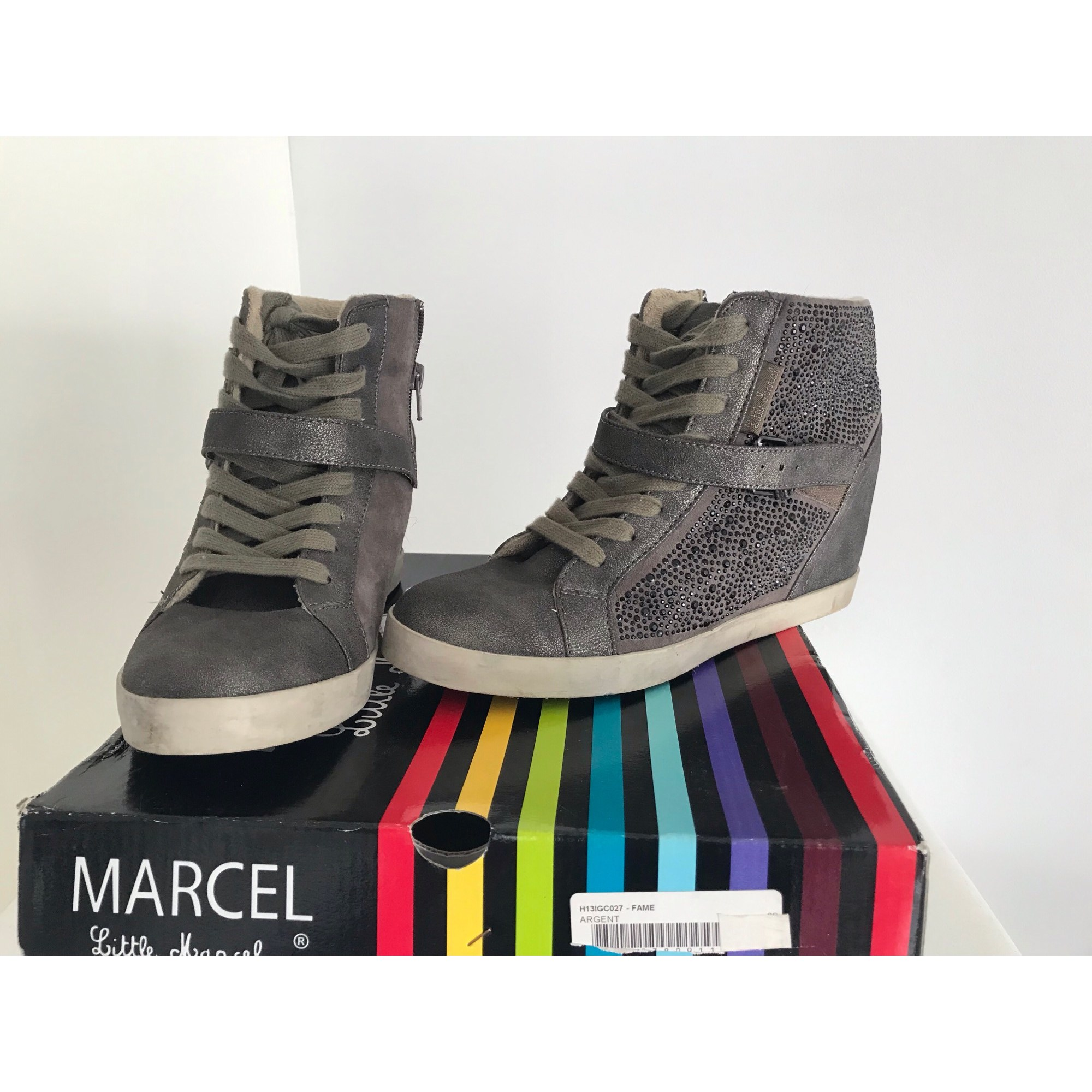 Sneakers LITTLE MARCEL Khaki