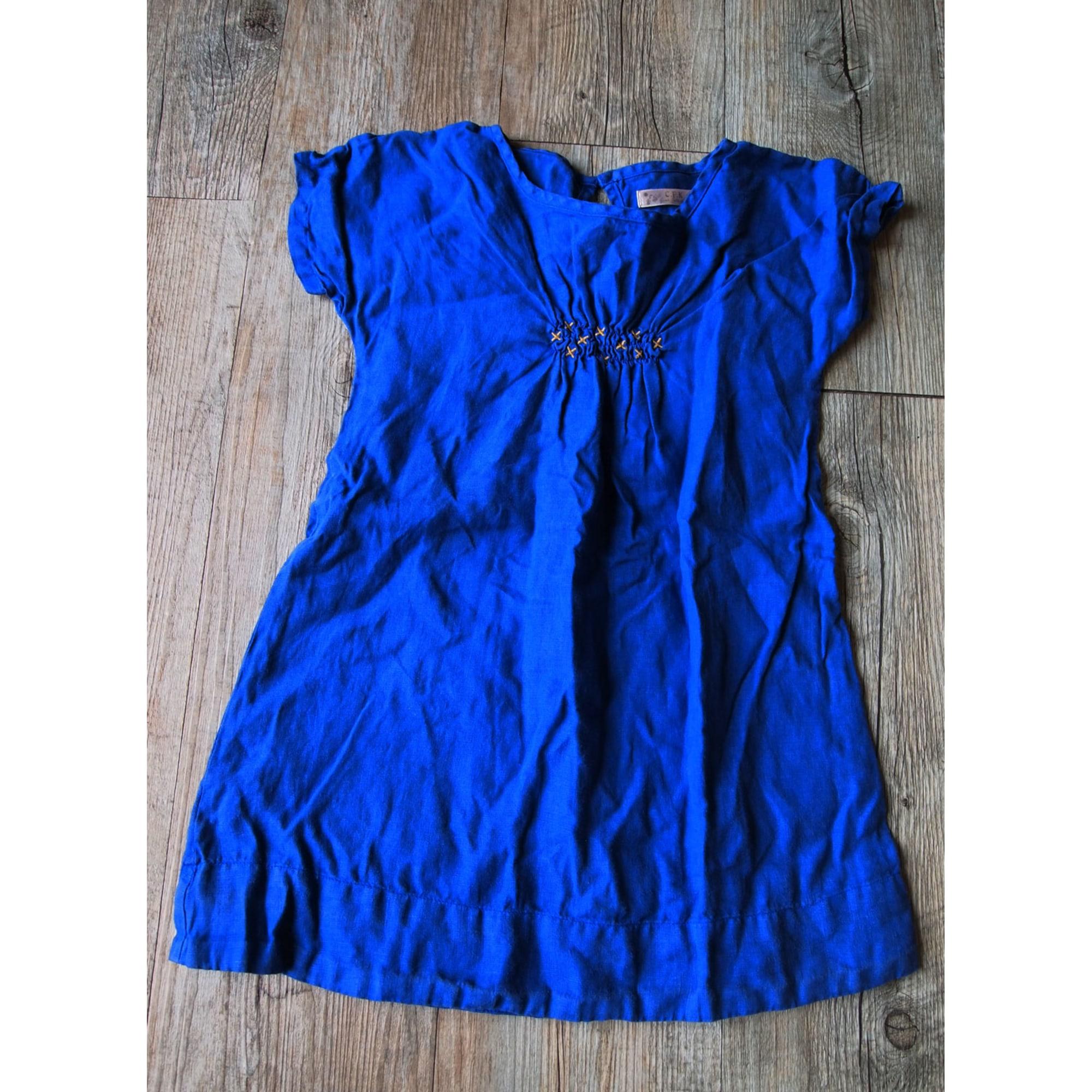 Robe CFK Bleu, bleu marine, bleu turquoise
