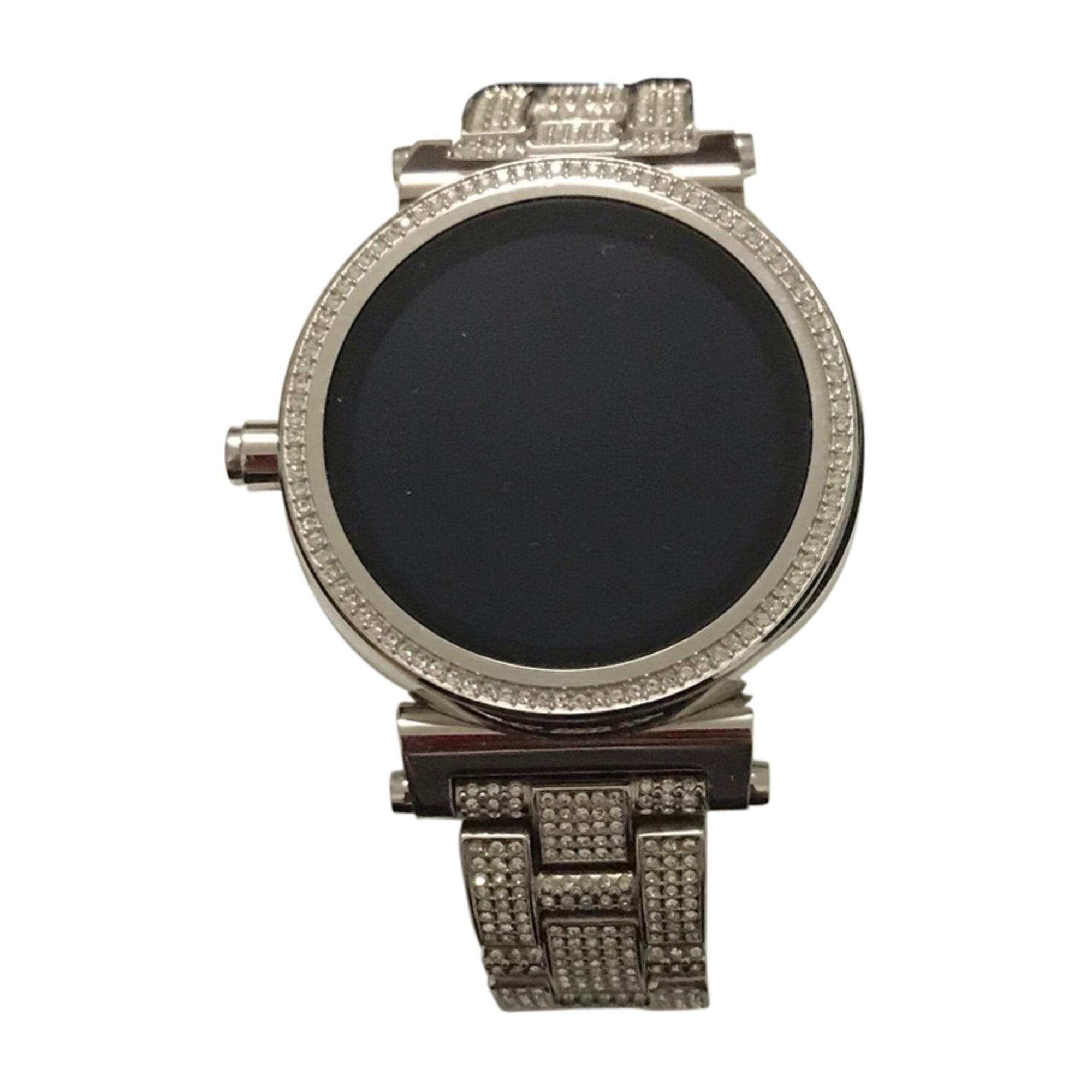 Orologio da polso MICHAEL KORS Argentato, acciaio