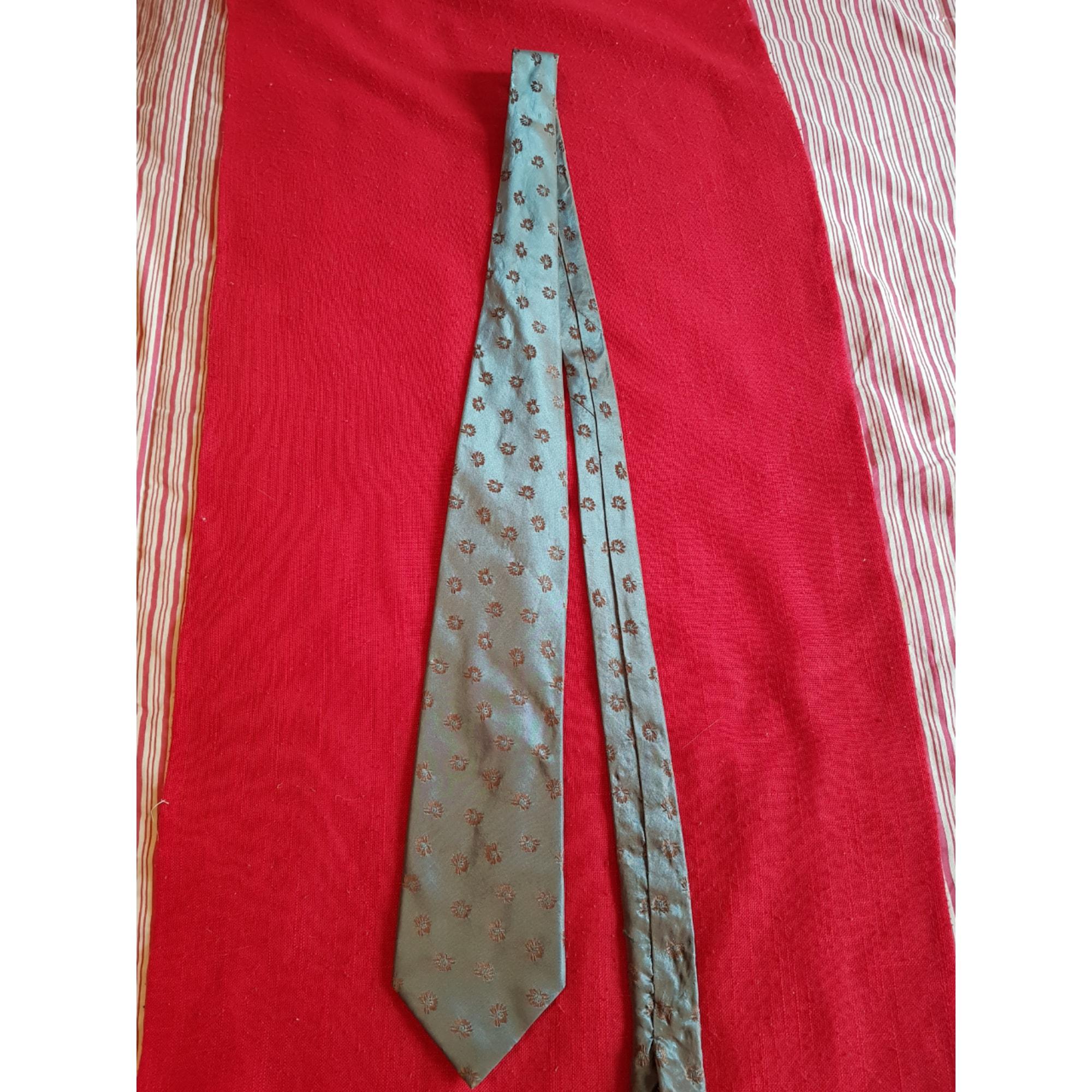 Cravate KENZO Argenté, acier