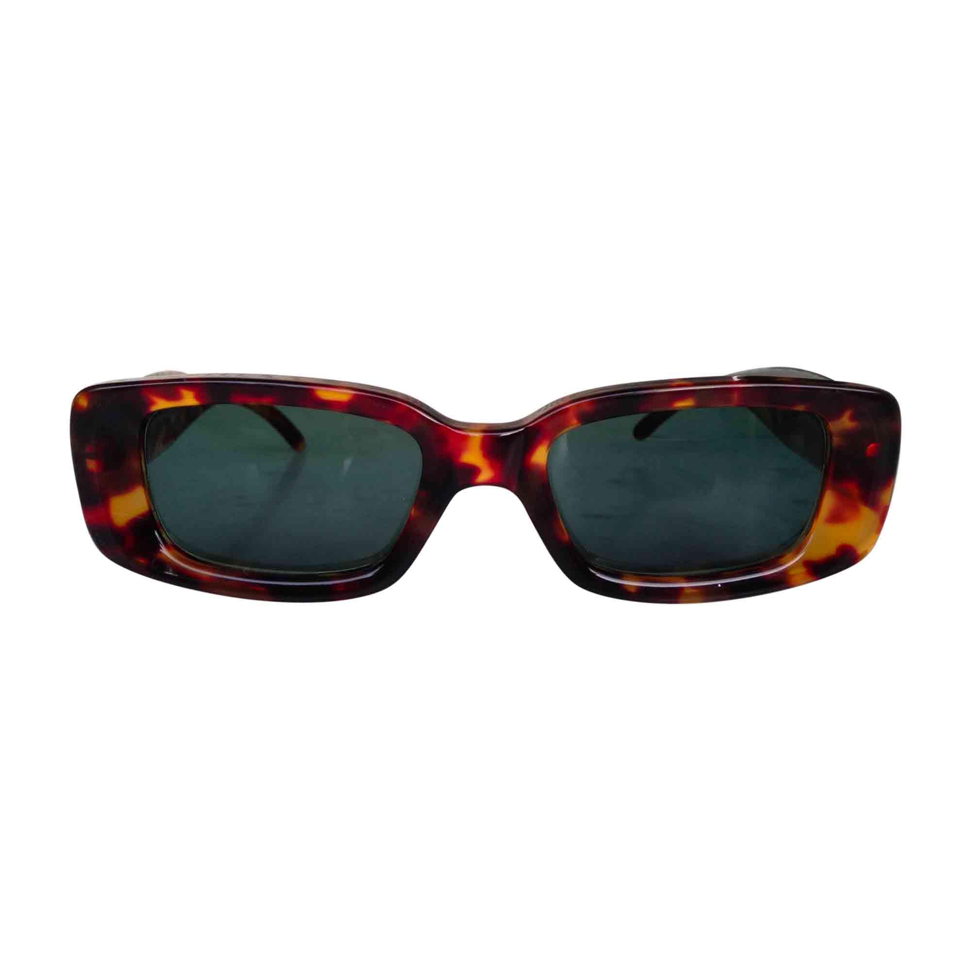 Sonnenbrille GUCCI Beige