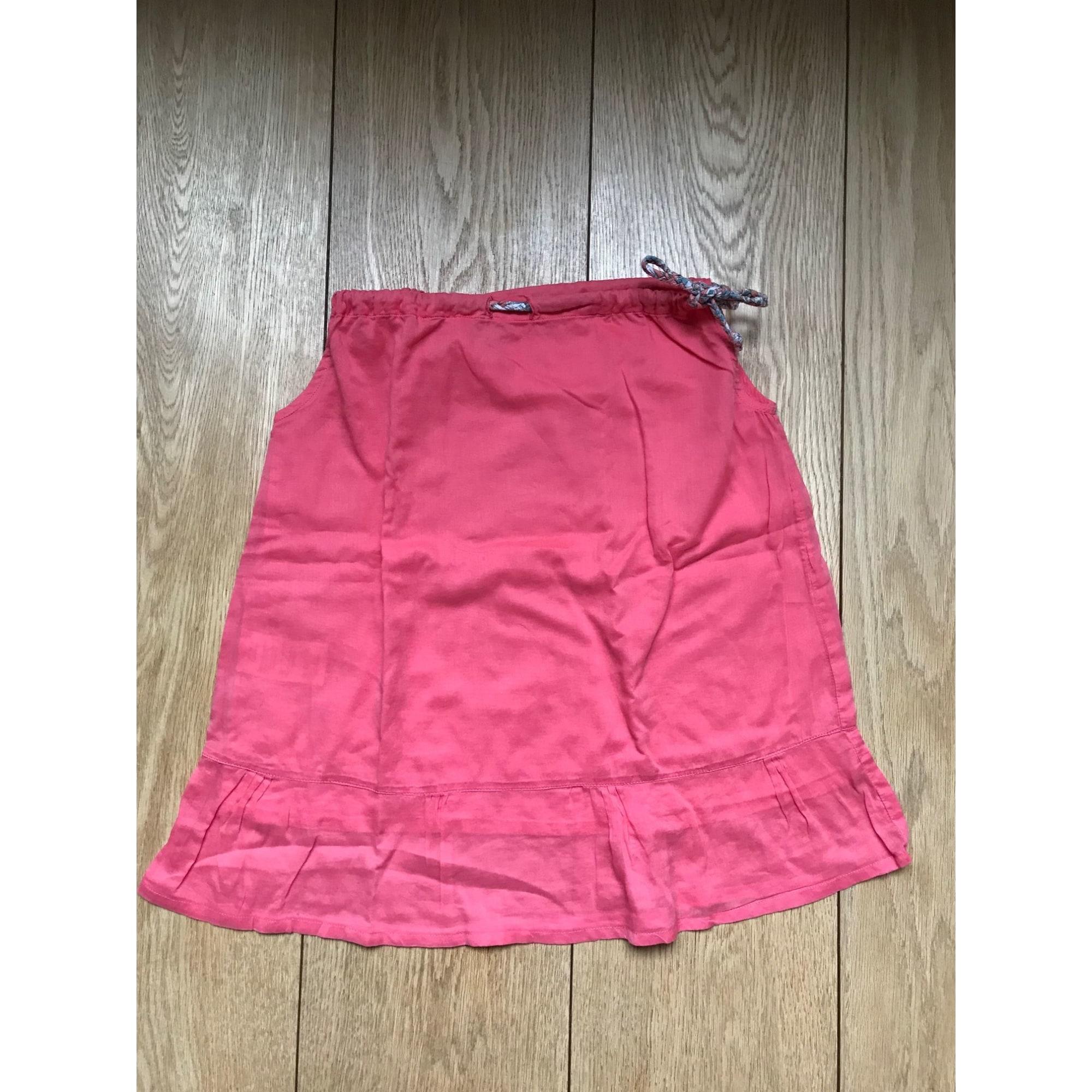 Robe C DE C BY CORDELIA DE CASTELLANE coton rose 3-4 ans
