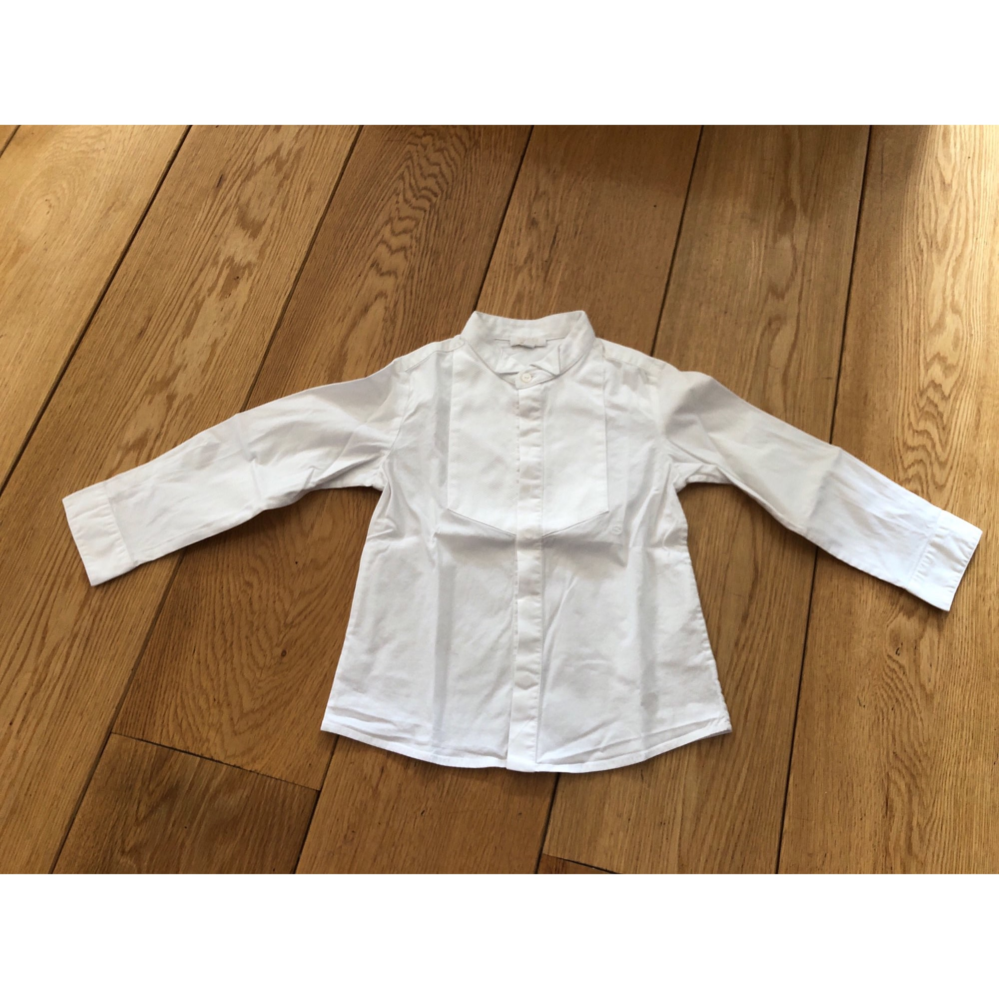 Shirt GUCCI White, off-white, ecru