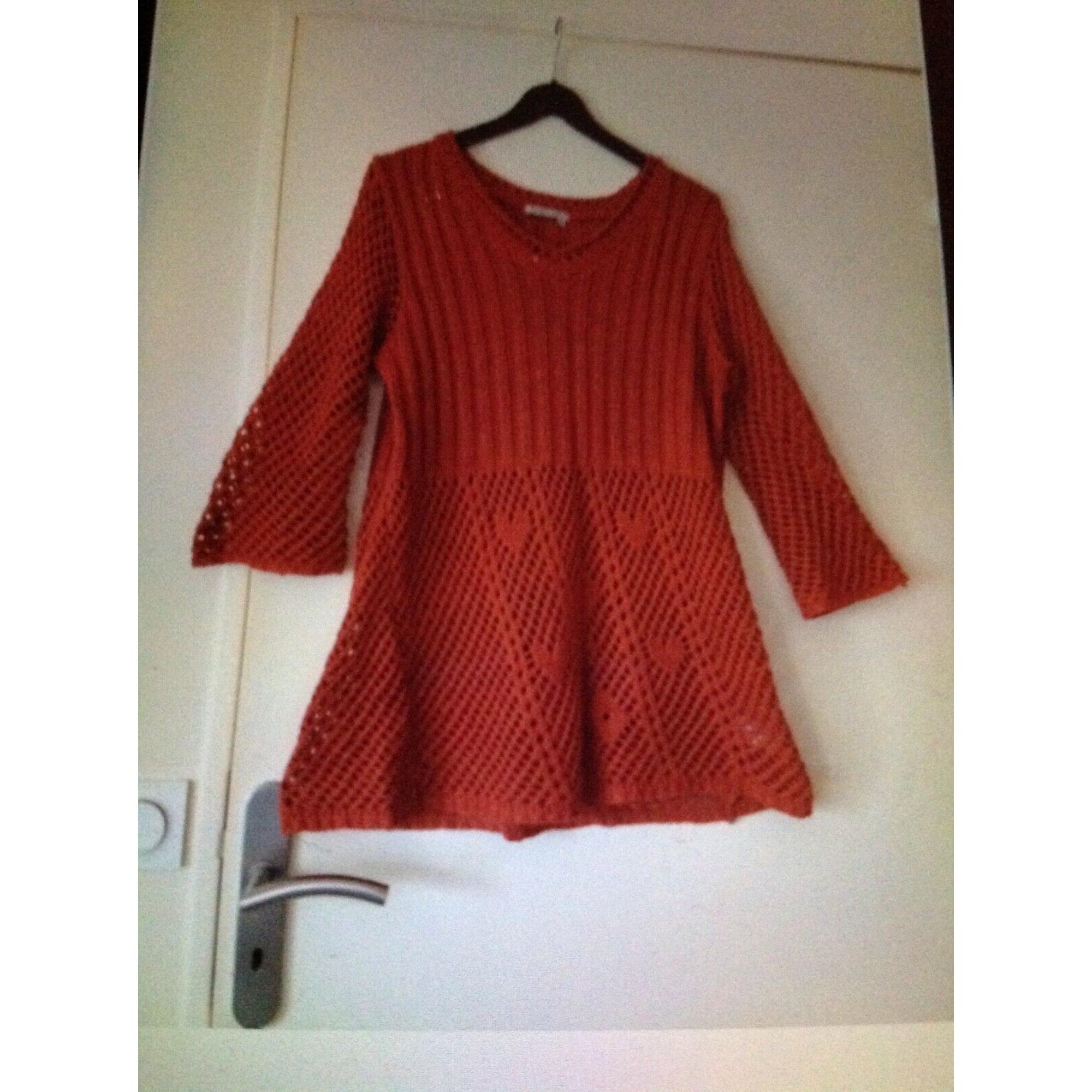 Robe tunique JACQUELINE RIU Orange