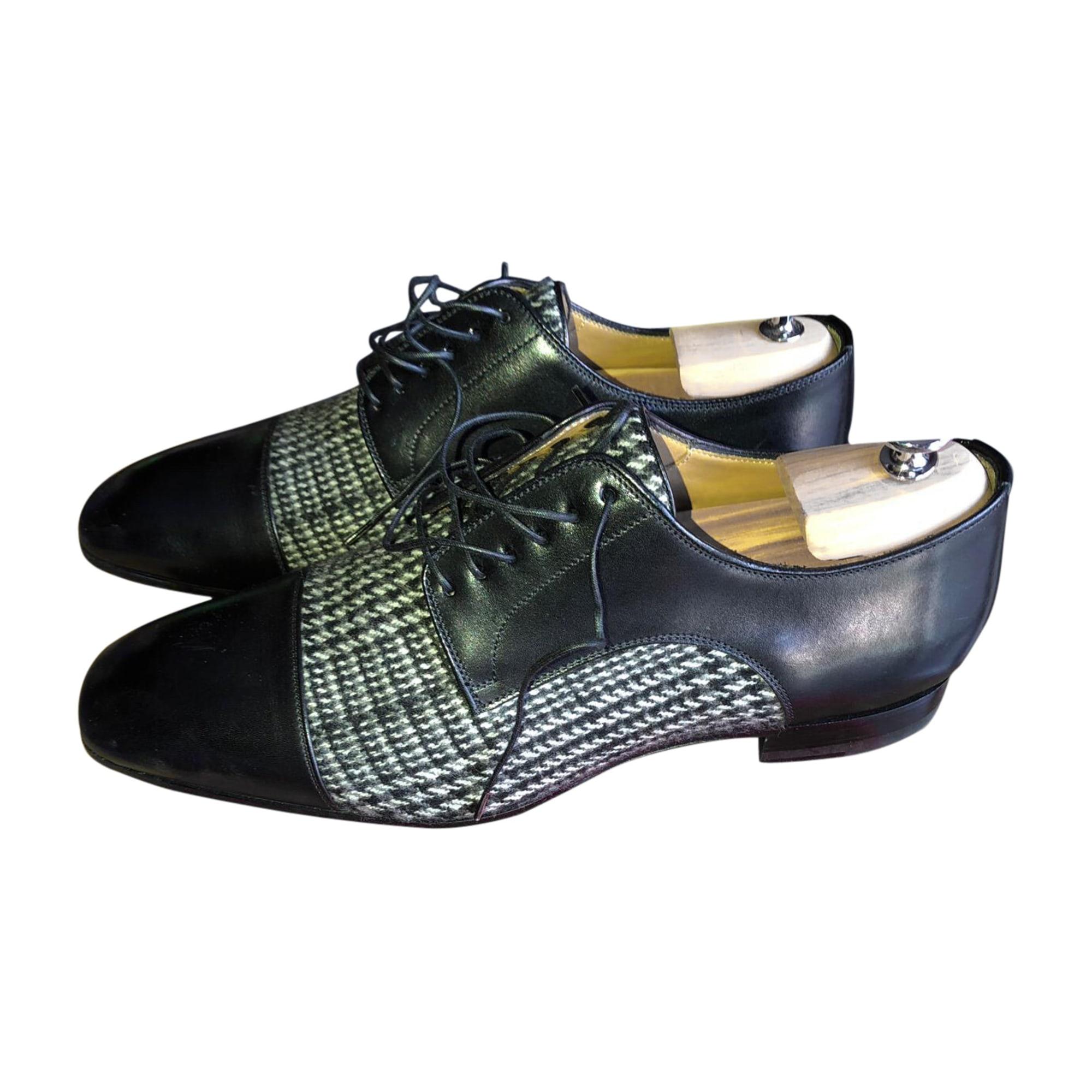 Chaussures à lacets CHRISTIAN LOUBOUTIN Noir