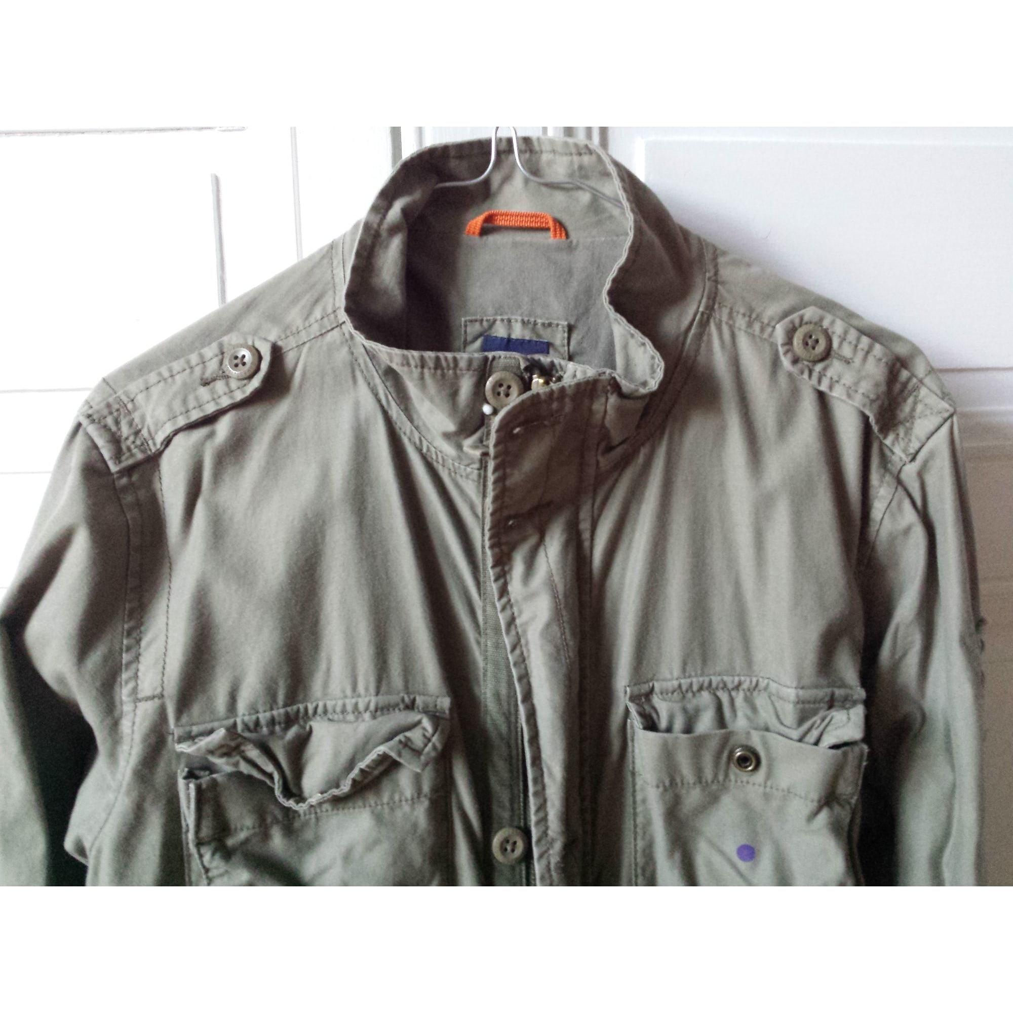 Jacket GAP Green