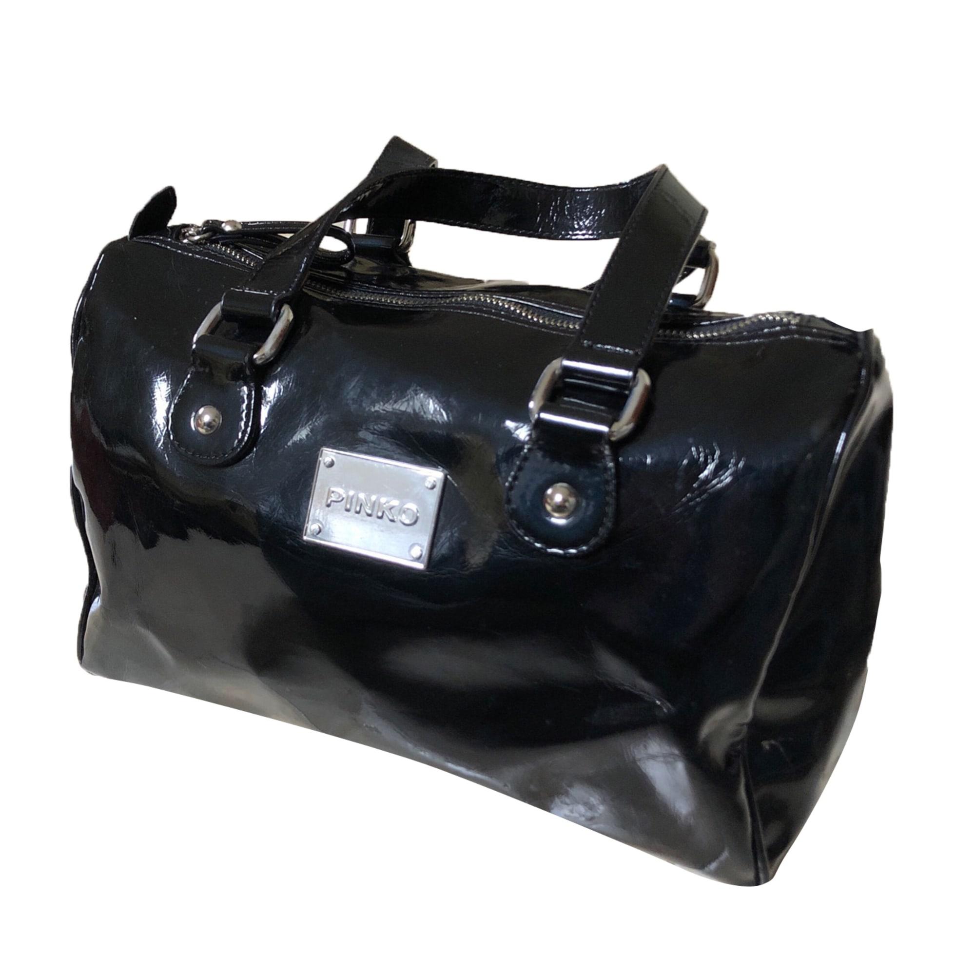 Sac XL en tissu PINKO Noir