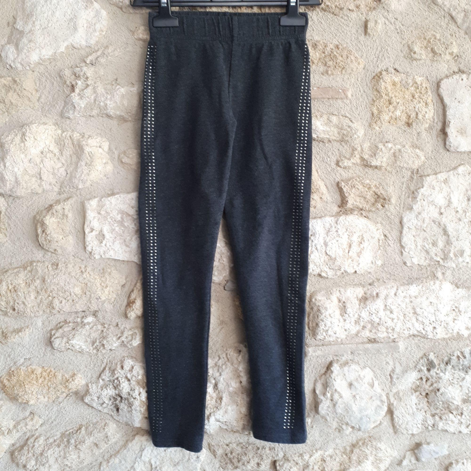 Pantalon CALZEDONIA Gris, anthracite