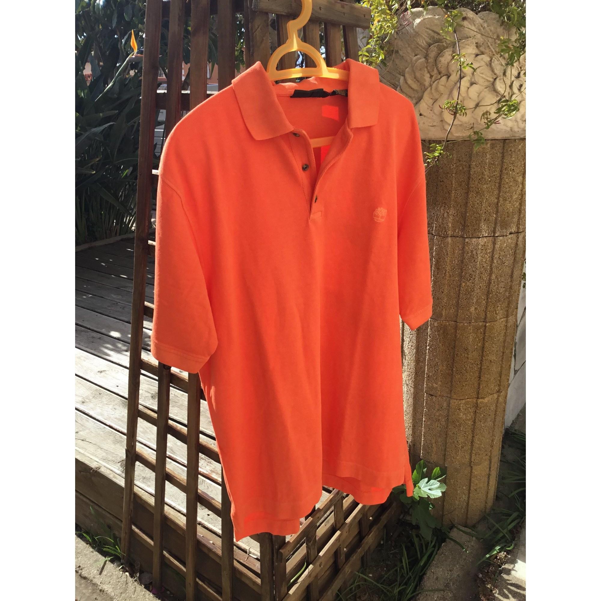 Polo TIMBERLAND Orange