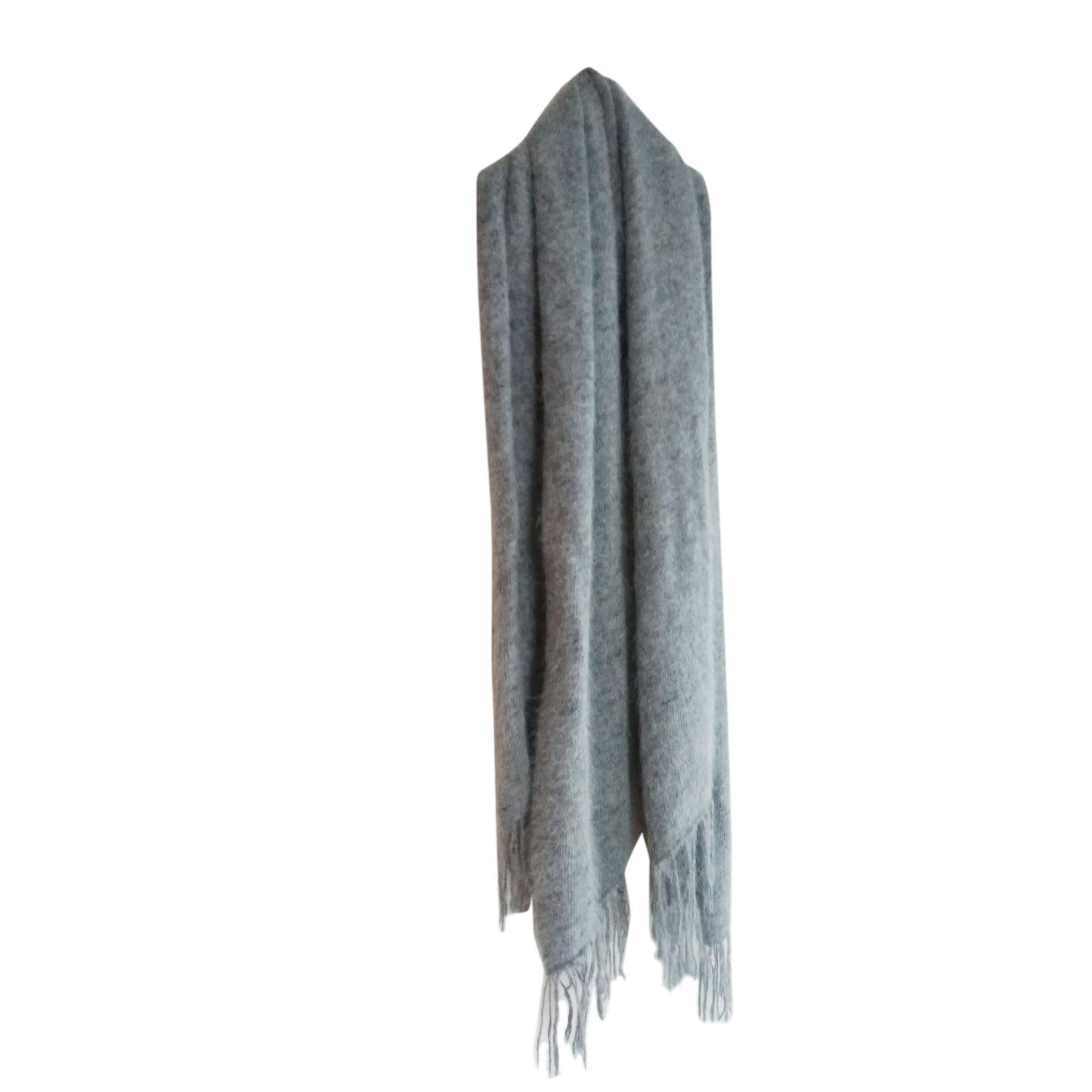 Echarpe AMERICAN VINTAGE Gris, anthracite