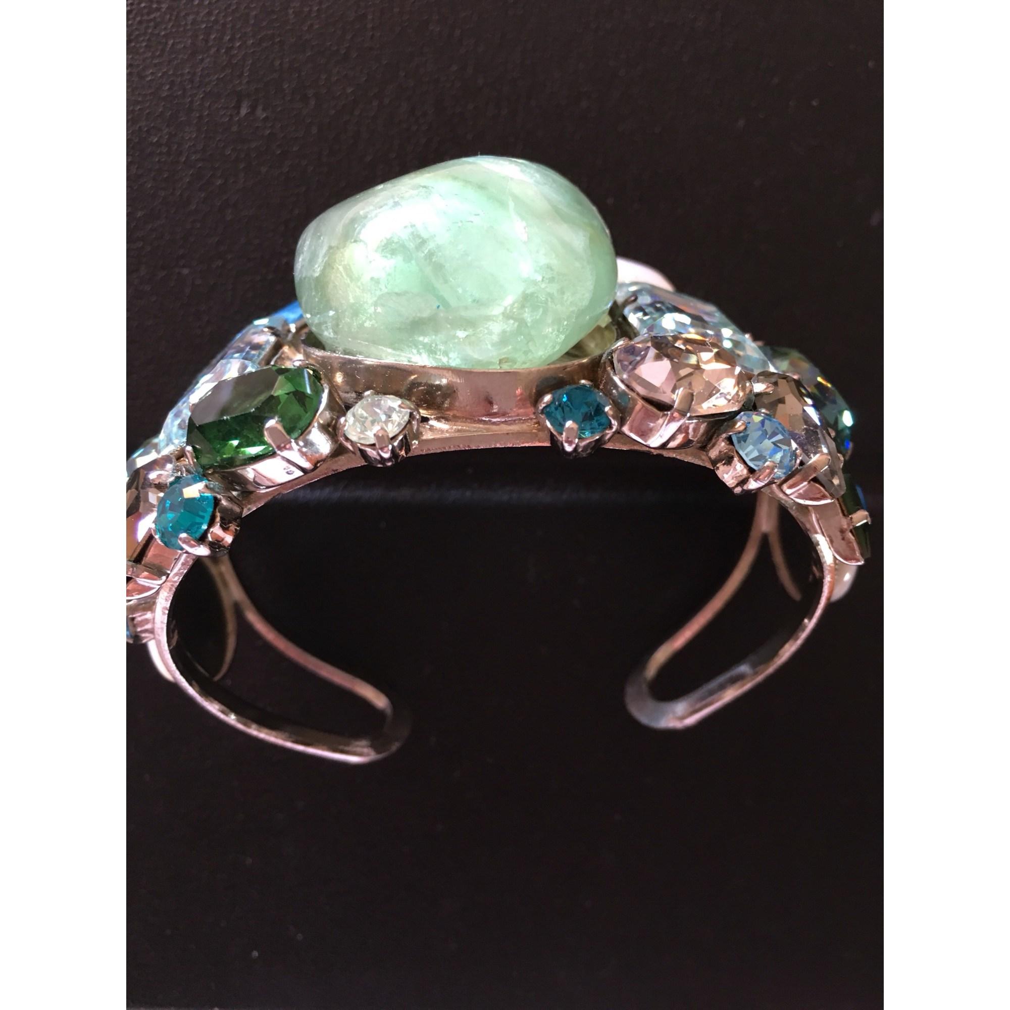 Bracelet PHILIPPE FERRANDIS acier bleu