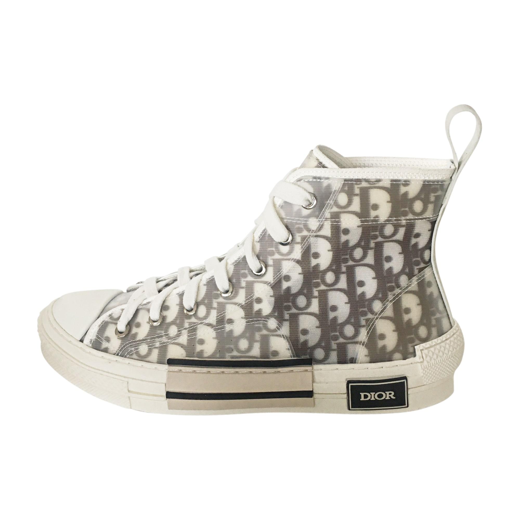 Sneakers DIOR HOMME White, off-white, ecru