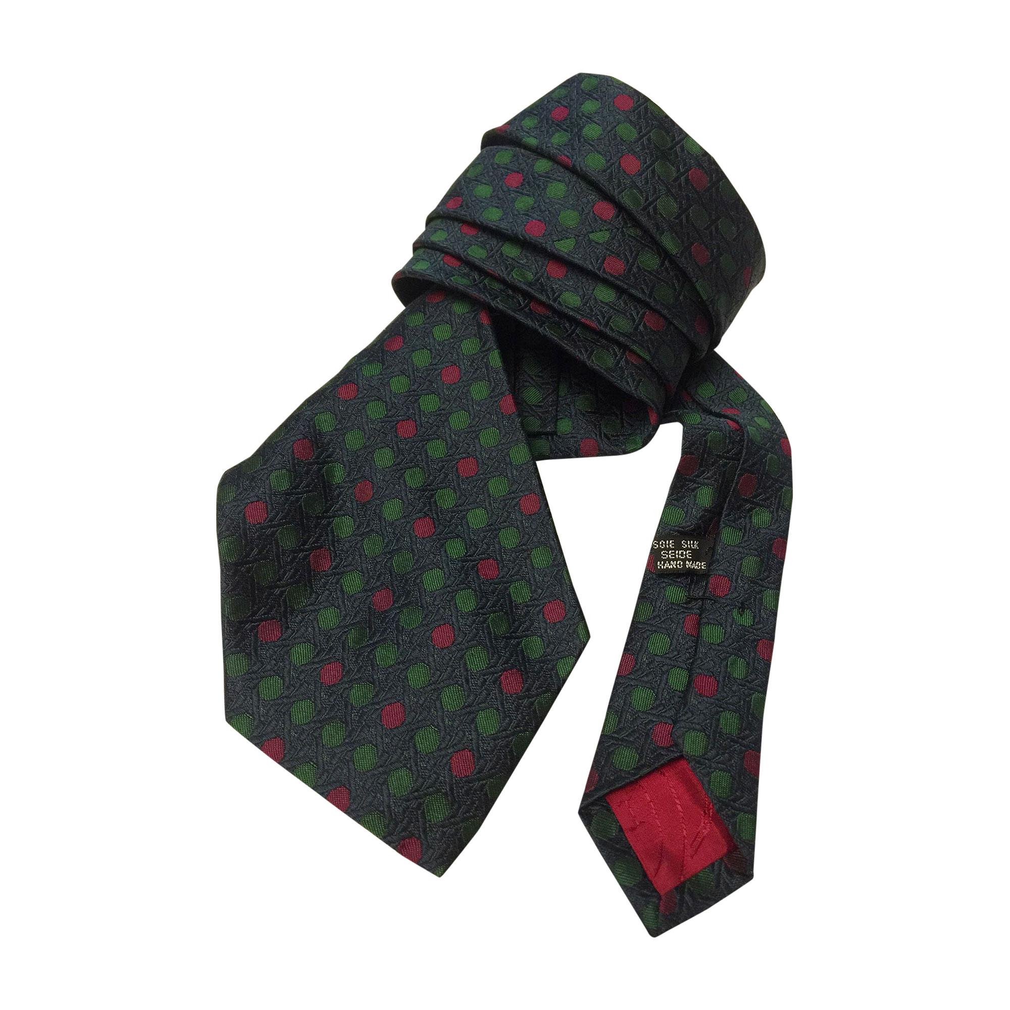 Cravate DIOR Vert