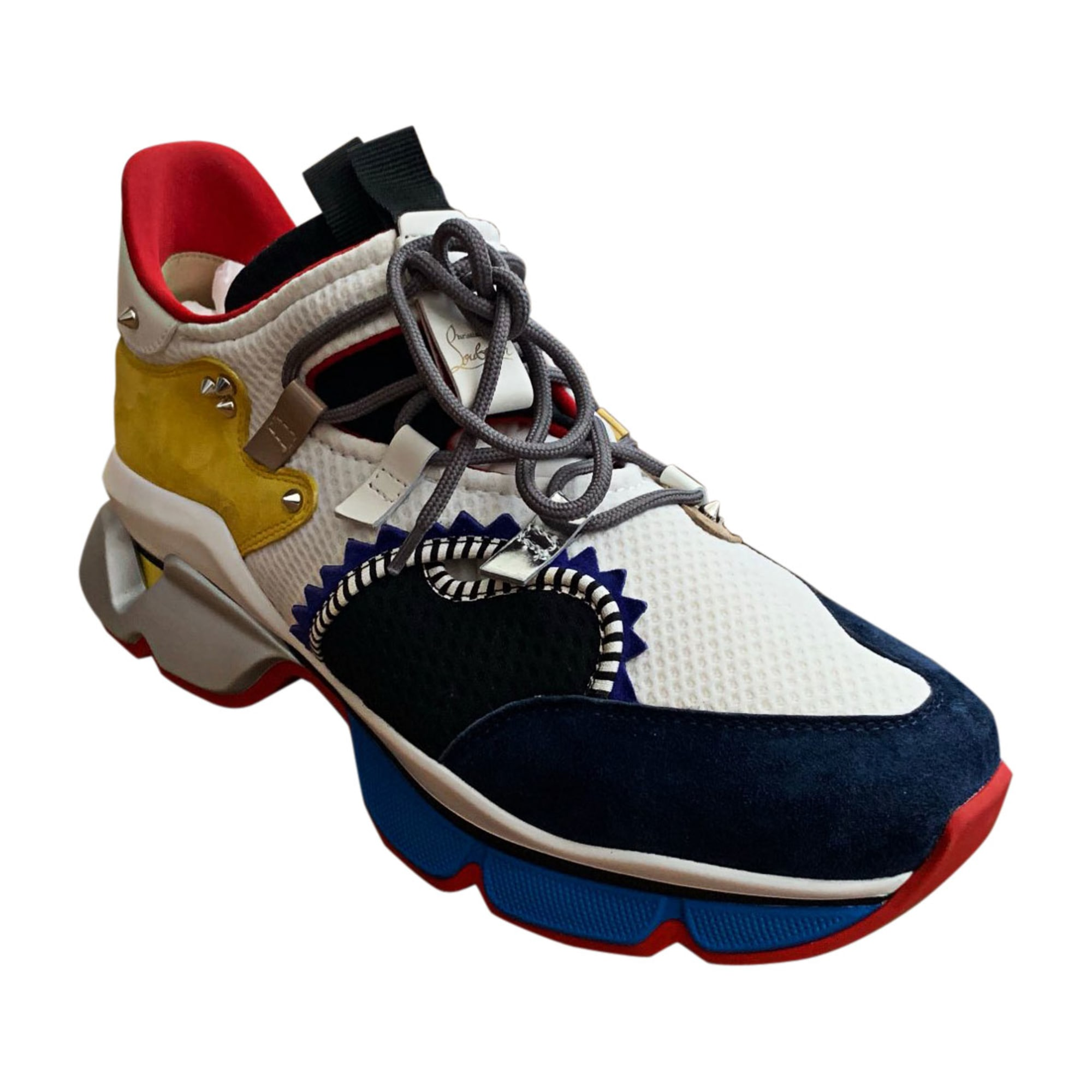 Sneakers CHRISTIAN LOUBOUTIN Multicolor