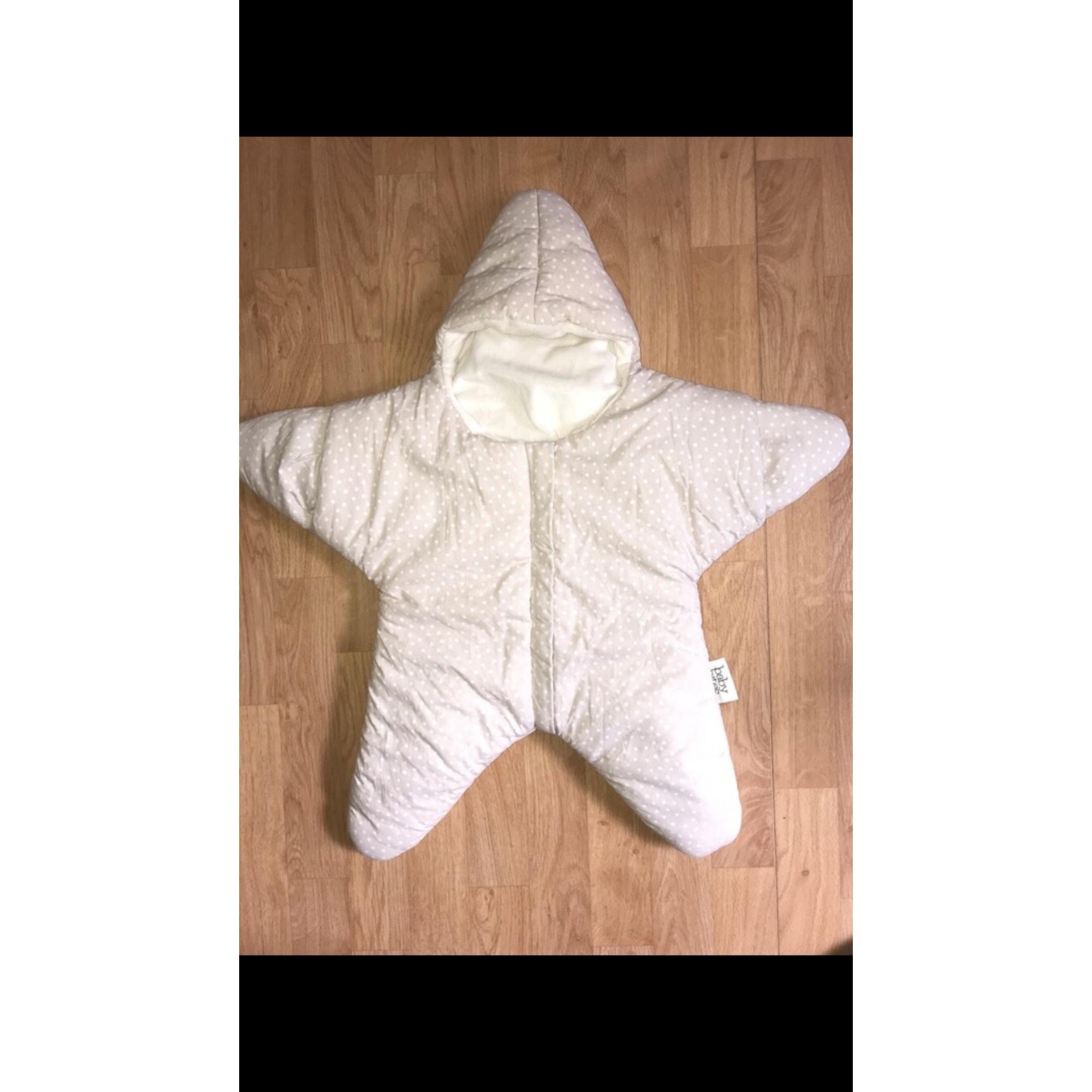 Doudoune WOMB CONCEPT coton blanc 3 mois