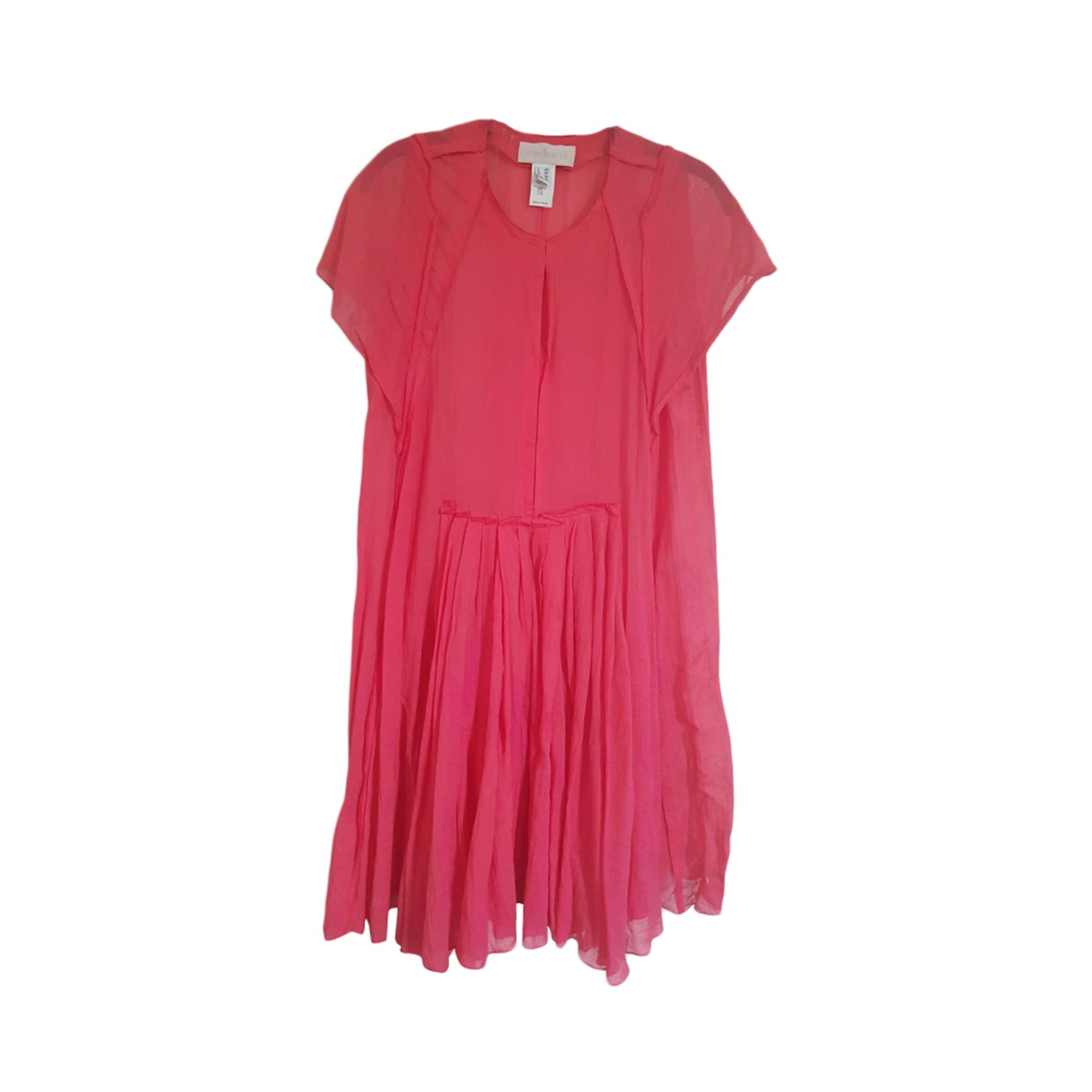 Mini Dress CACHAREL Pink, fuchsia, light pink