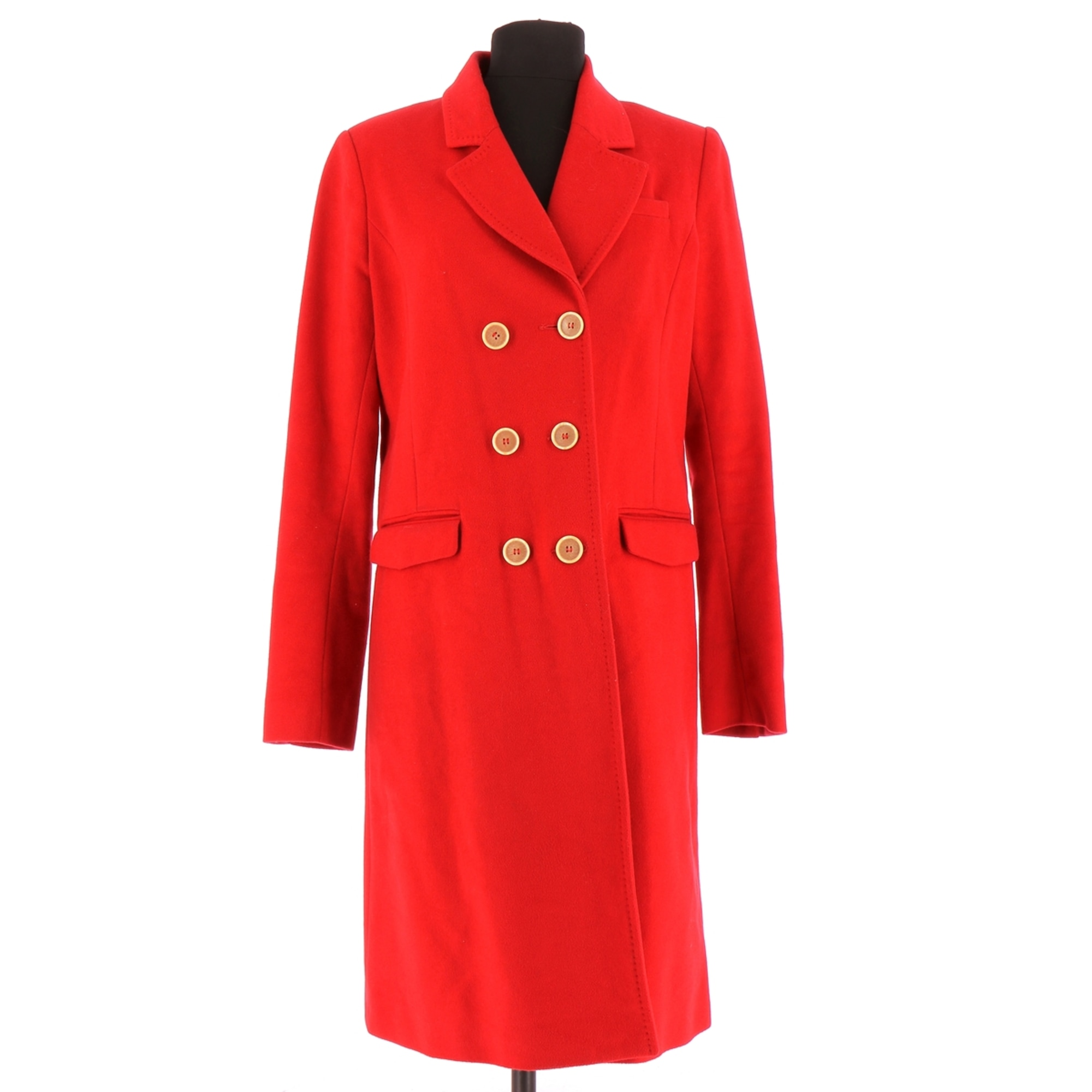 Manteau ONE STEP Rouge, bordeaux