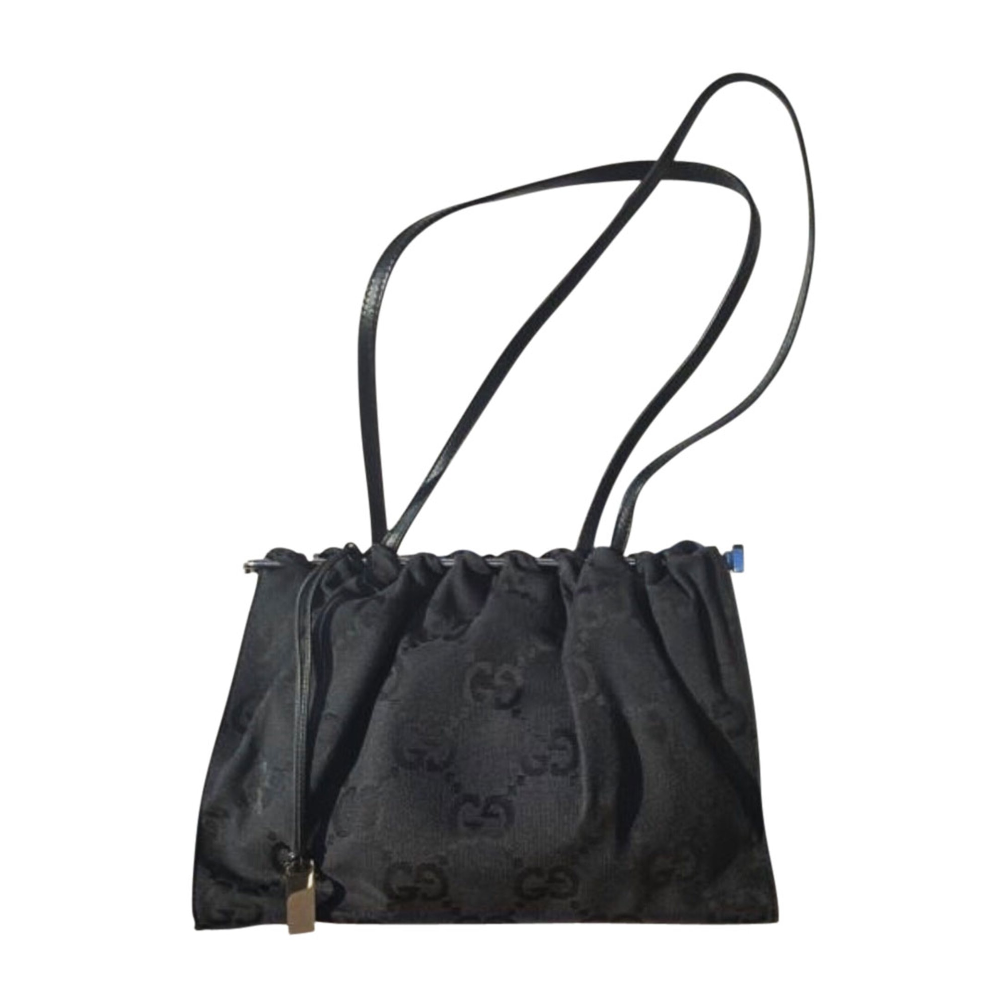 Non-Leather Handbag GUCCI Black