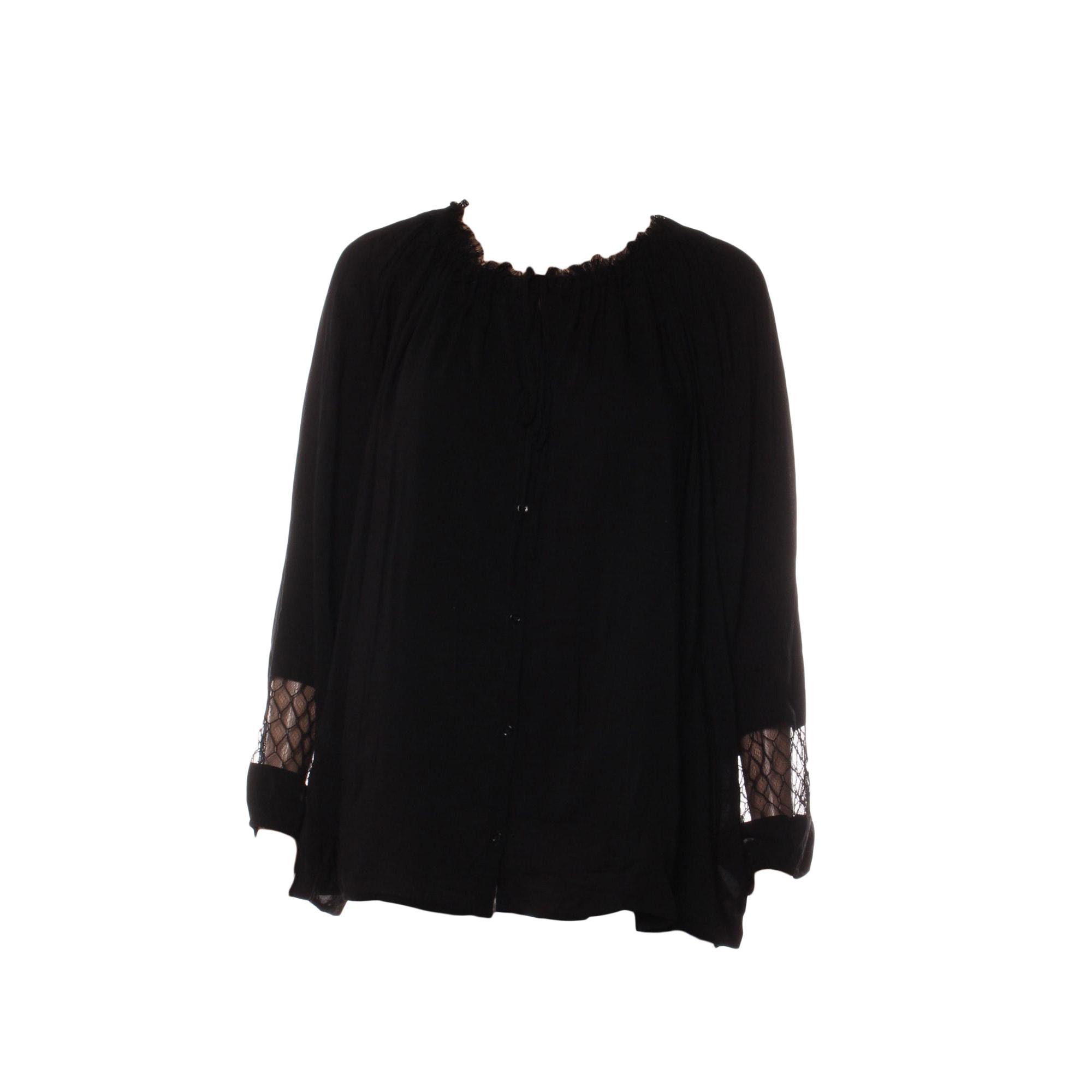 Top, tee-shirt PABLO DE GERARD DAREL Noir