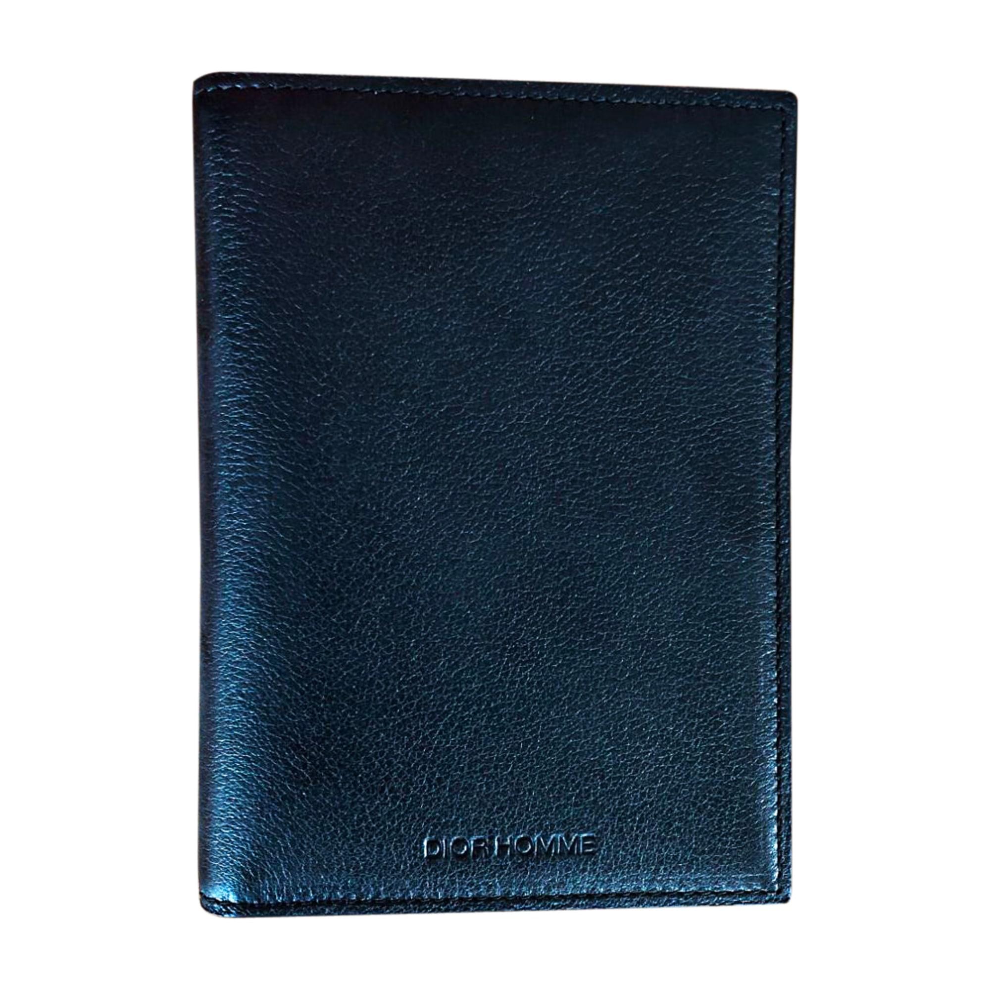Wallet DIOR HOMME Black