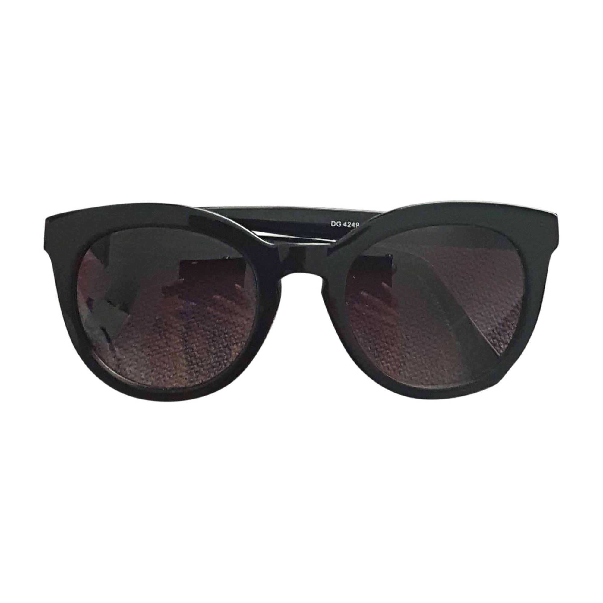 Sonnenbrille DOLCE & GABBANA Schwarz