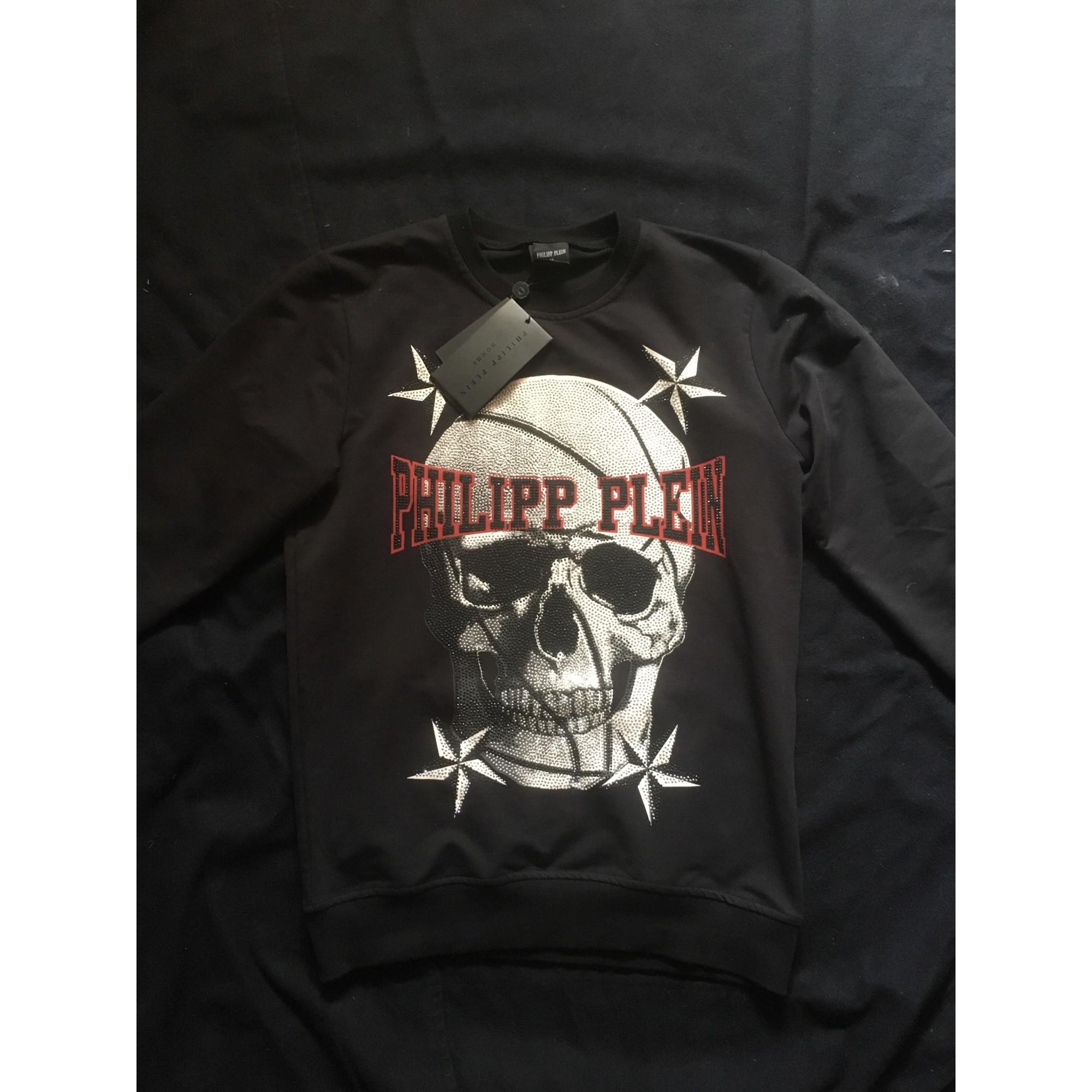 Pull PHILIPP PLEIN Noir