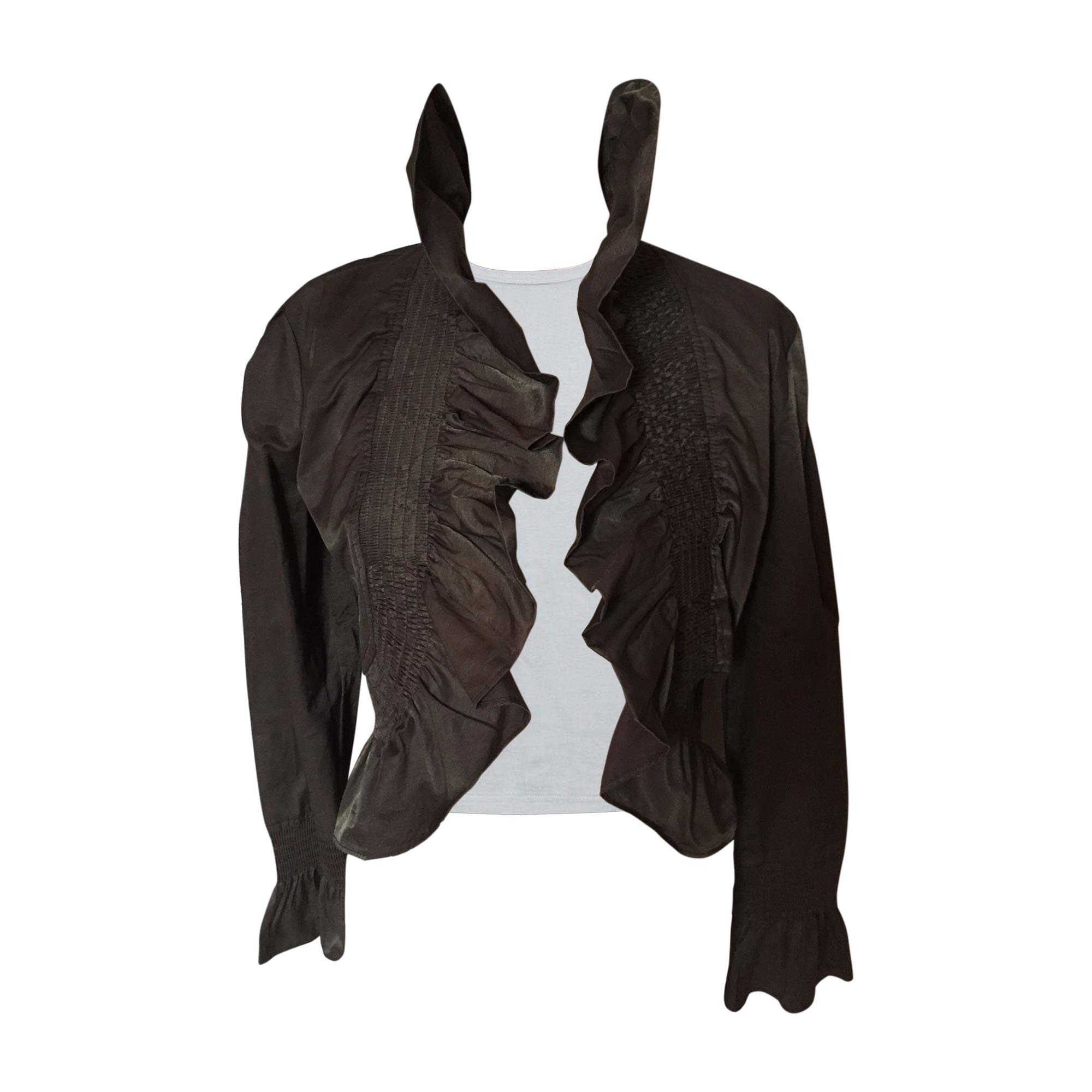Blazer, veste tailleur CHLOÉ Kaki