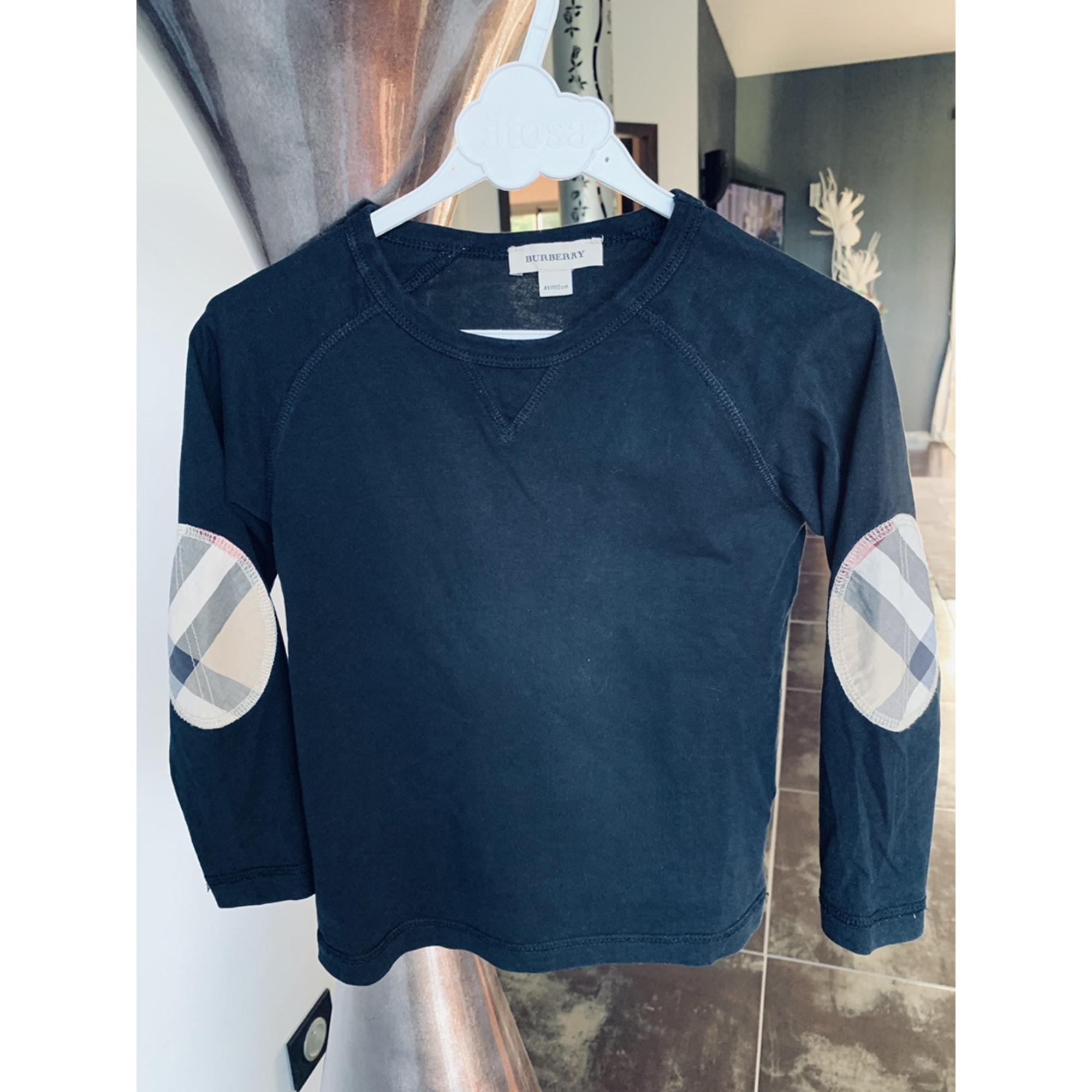 Tee-shirt BURBERRY Noir