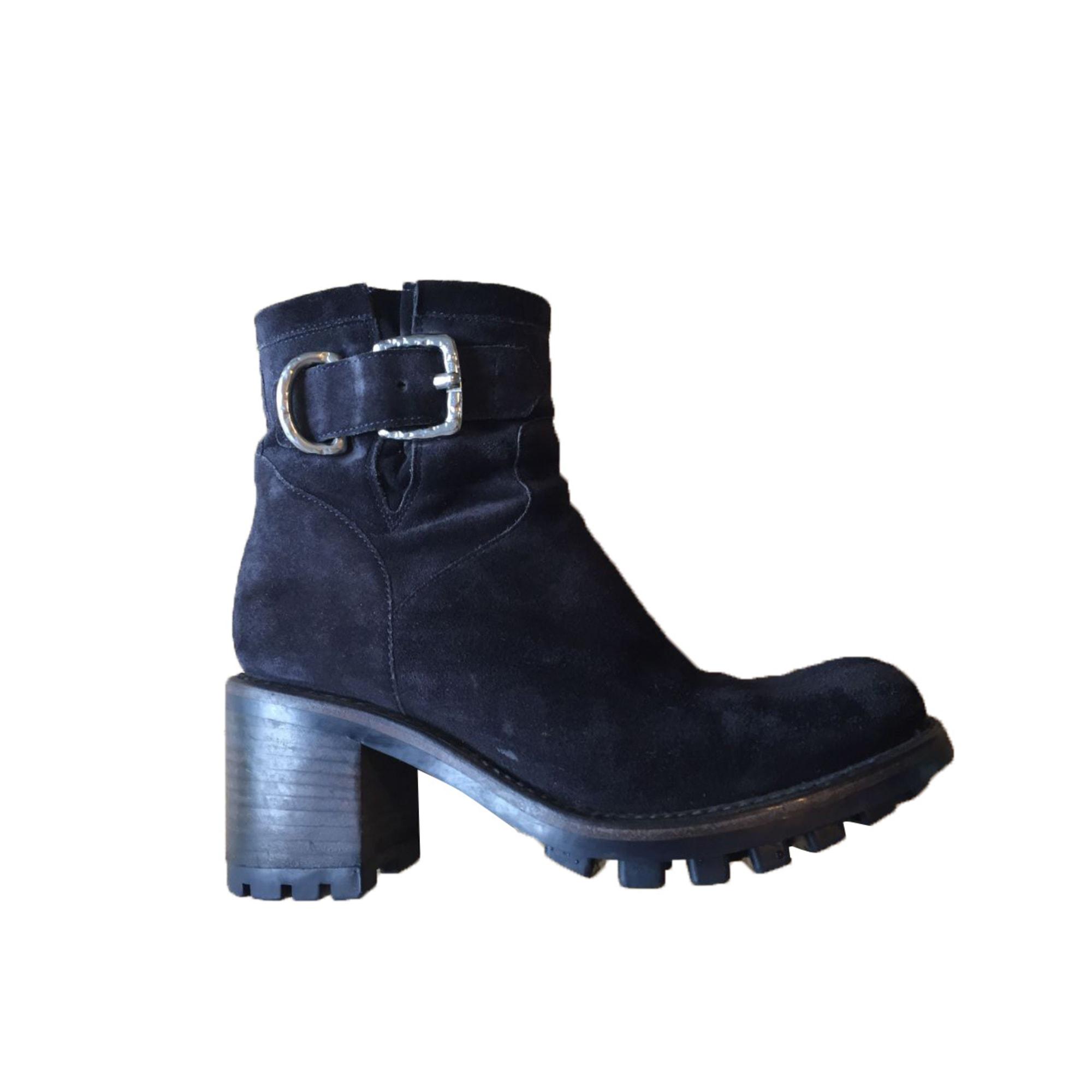 Cowboystiefel, Stiefeletten, Westernstiefel FREE LANCE Blau, marineblau, türkisblau