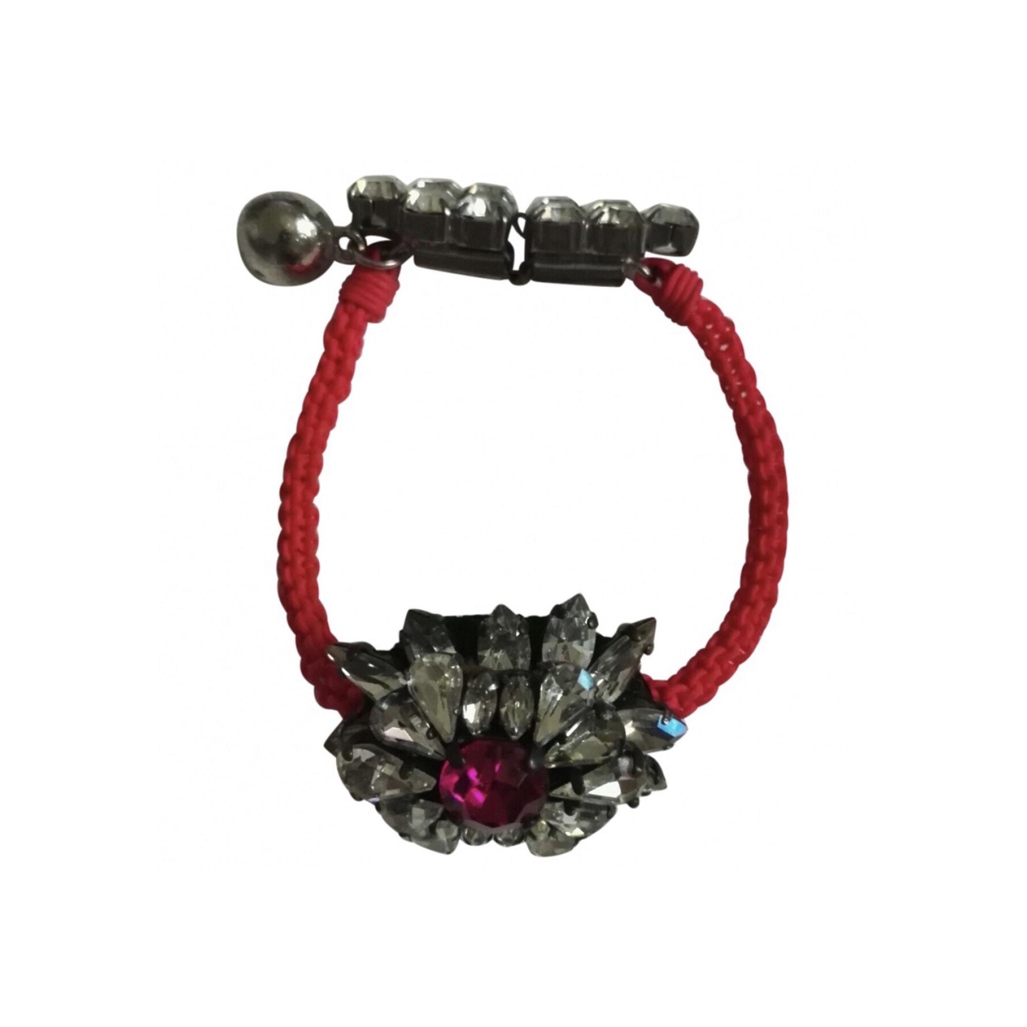 Bracelet SHOUROUK Red, burgundy