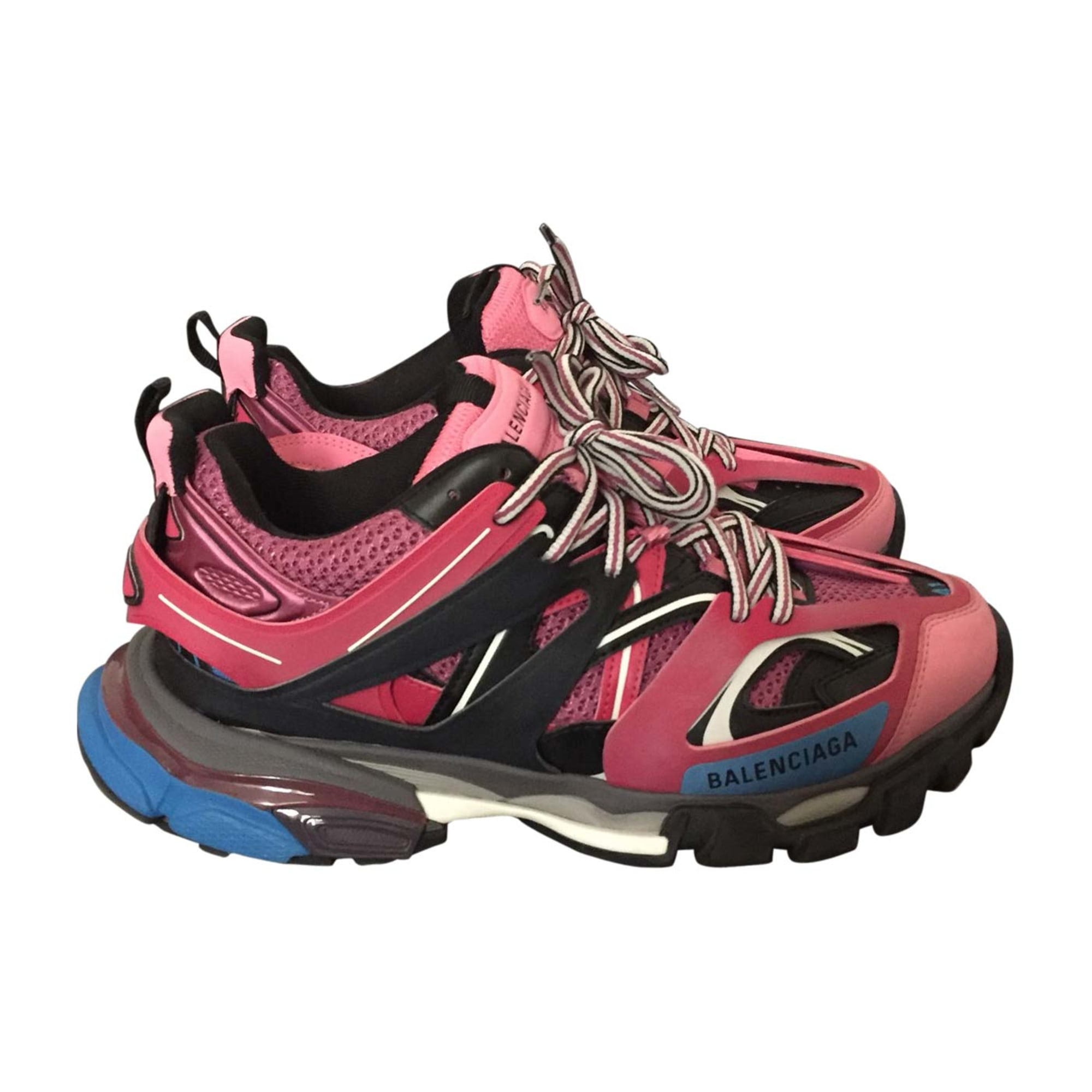 Sneakers BALENCIAGA Pink, fuchsia, light pink