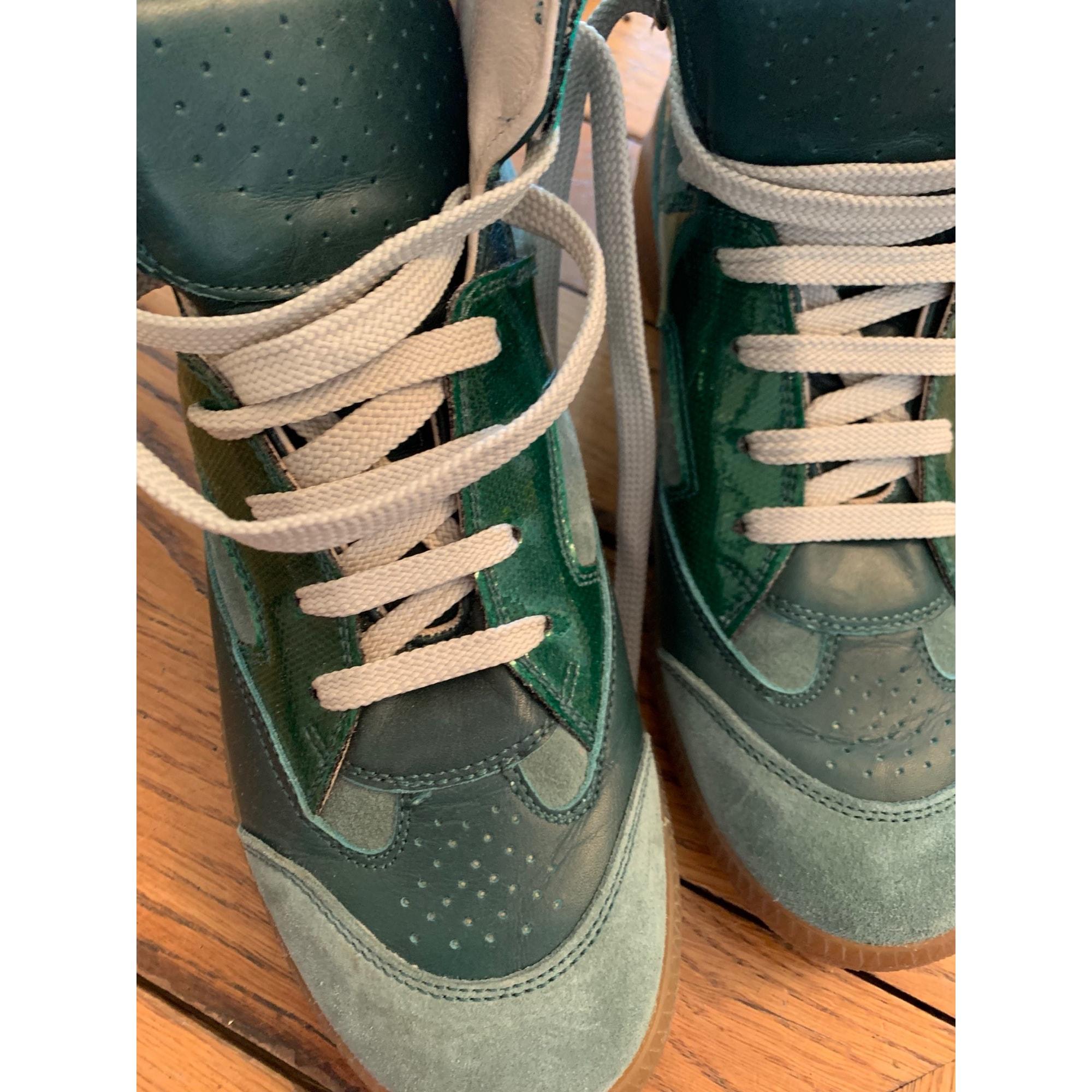 Sneakers MAISON MARTIN MARGIELA Green