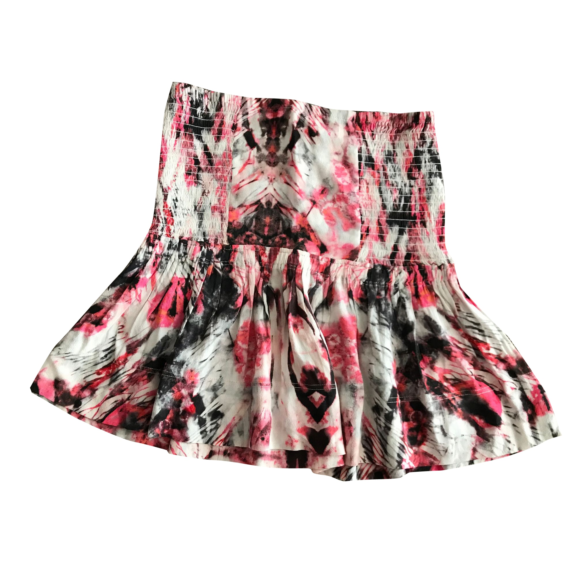 Mini Skirt IRO Pink, fuchsia, light pink