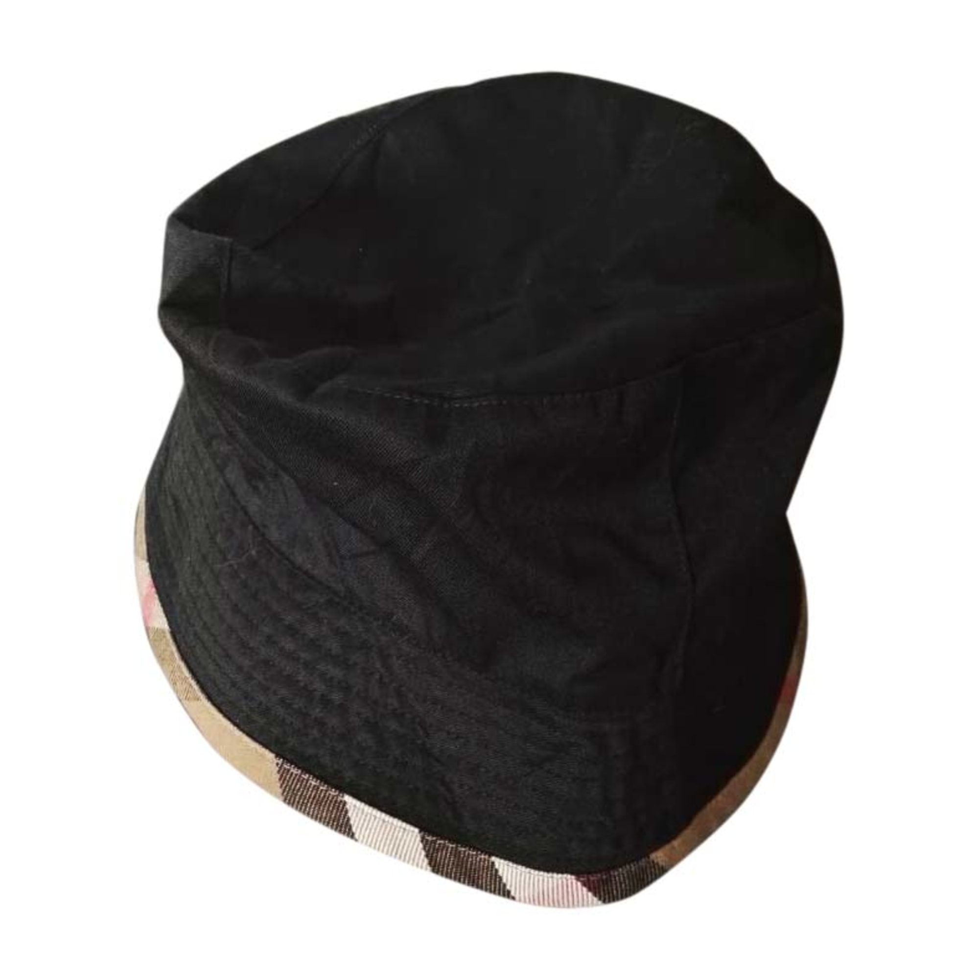 Sunhat BURBERRY Black