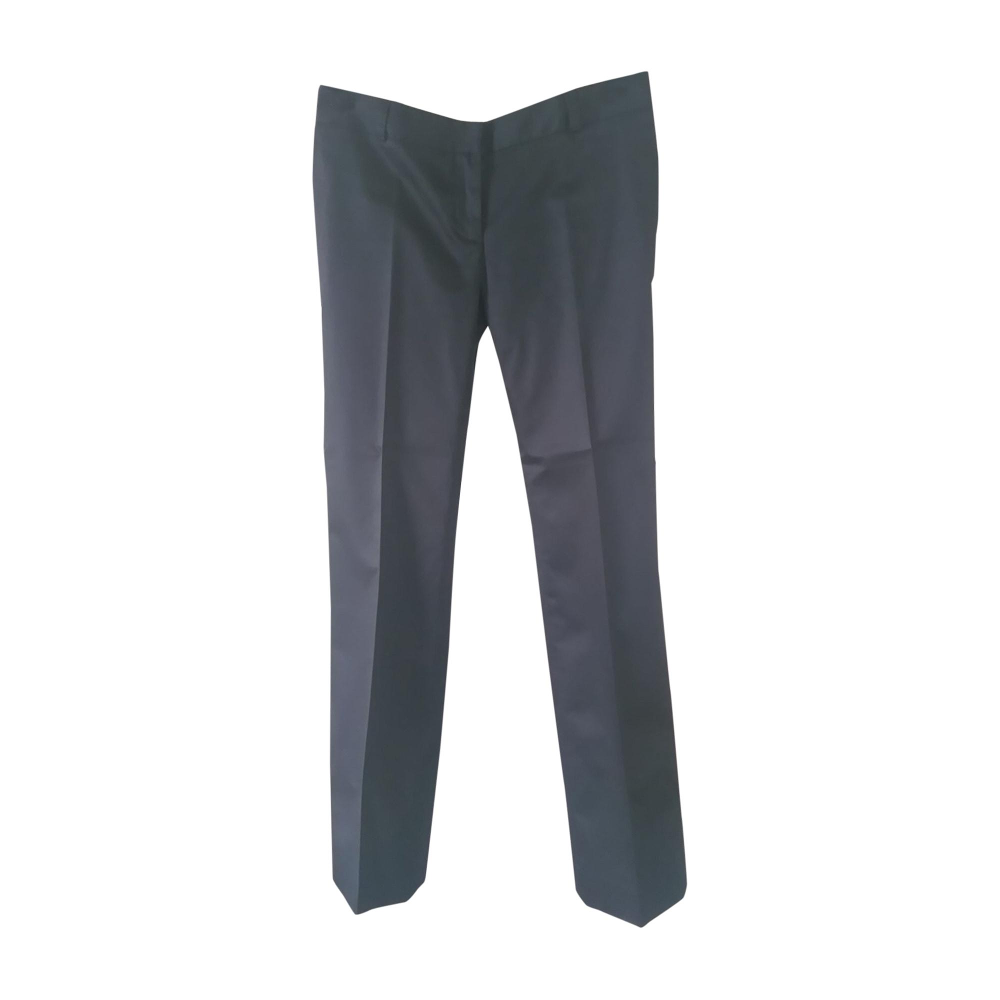 Pantalon droit PAUL & JOE Noir