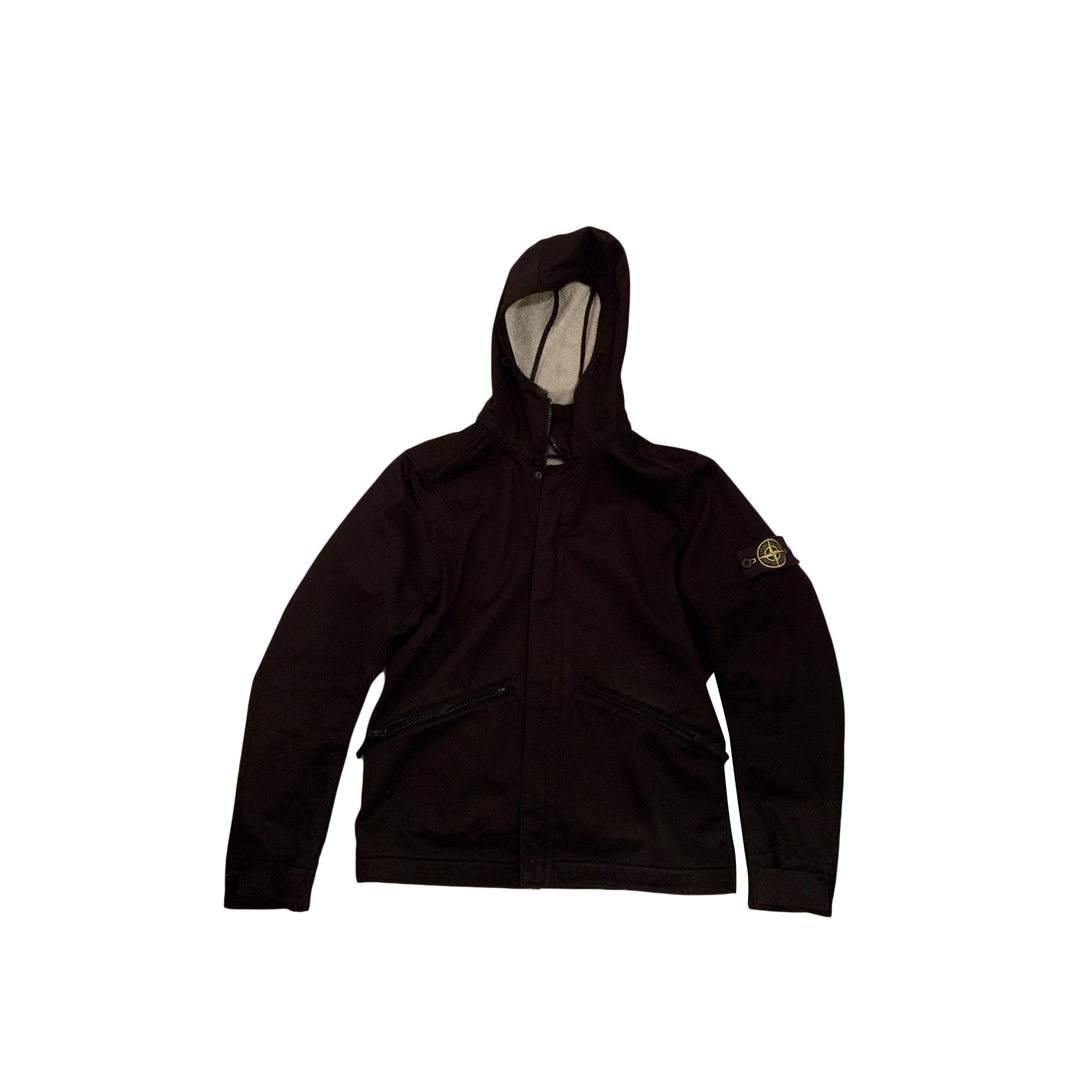 Jacket STONE ISLAND Black