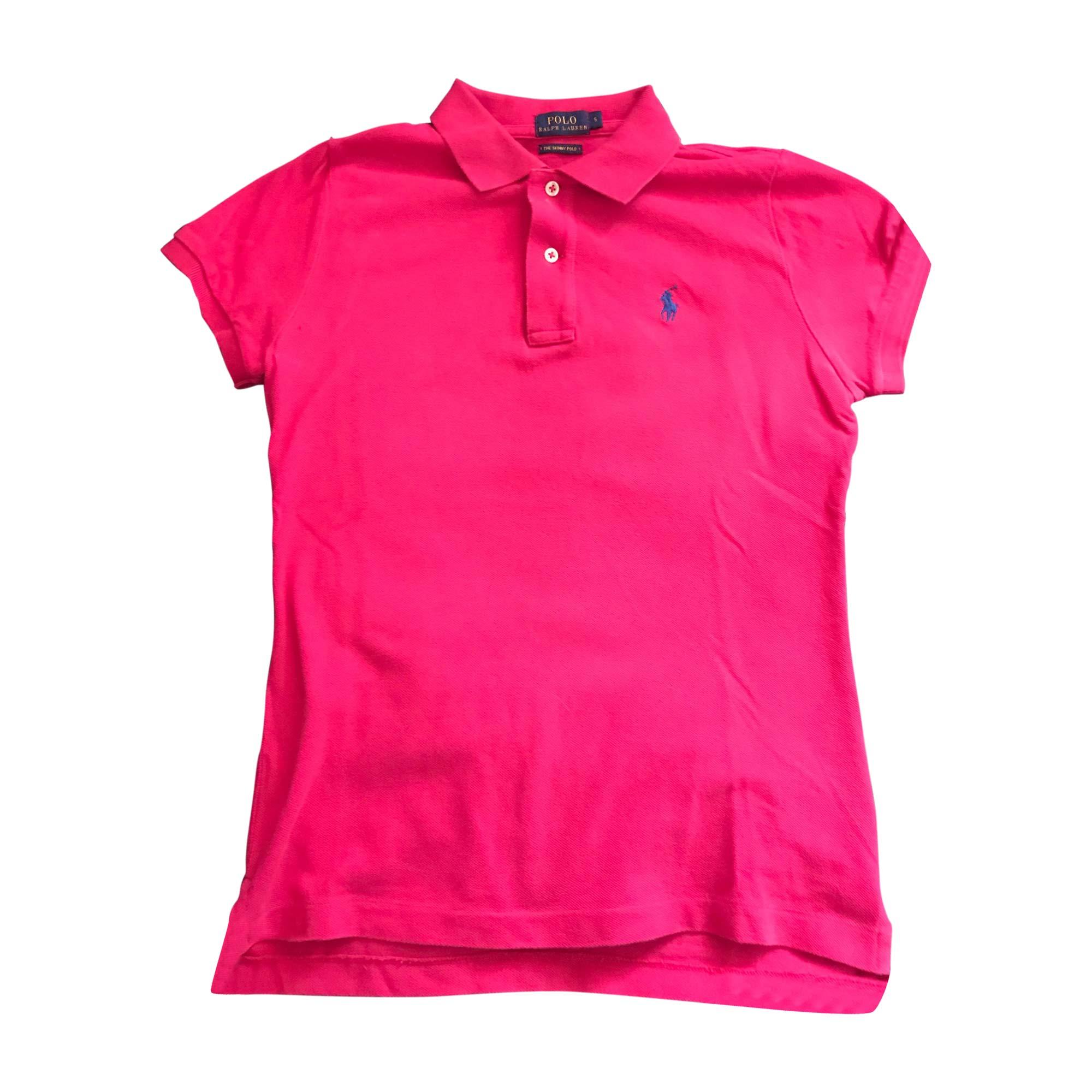 Poloshirt RALPH LAUREN Pink,  altrosa