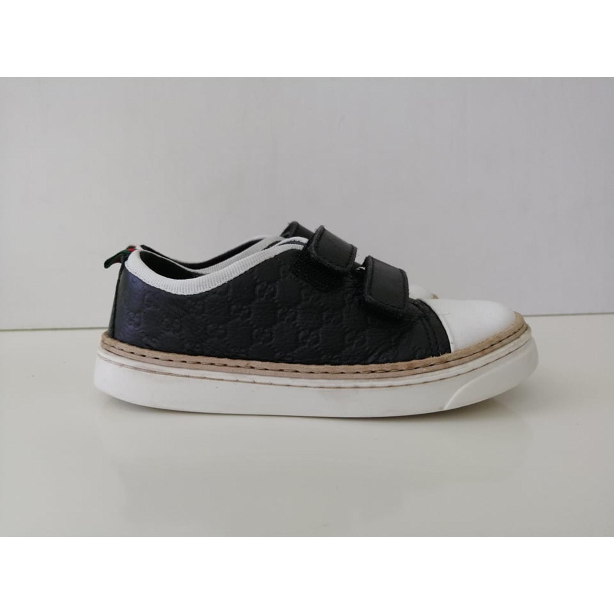 Sneakers GUCCI Schwarz